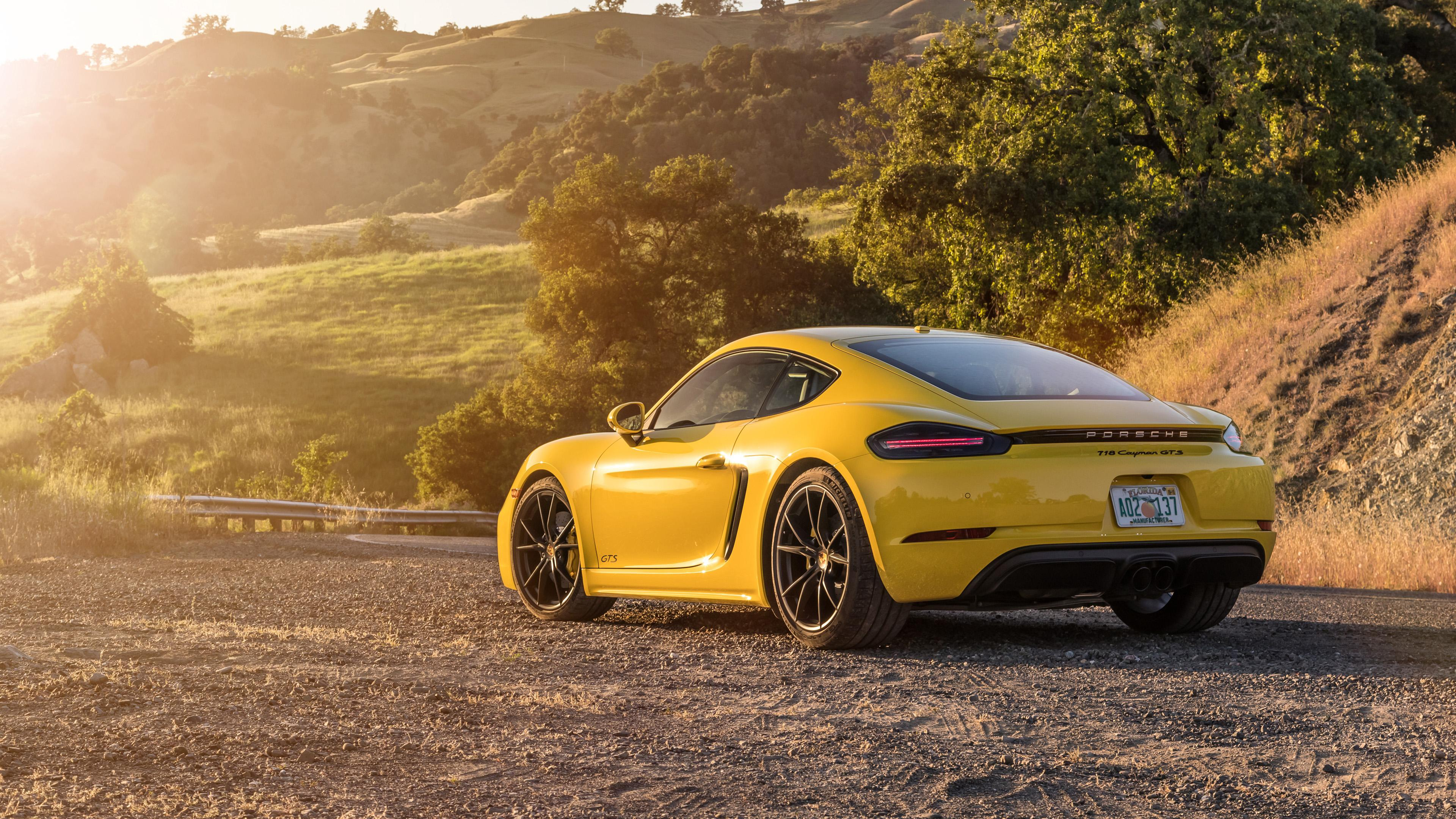 New Porsche 718 Cayman Gts 4 0 2020 Interior Exterior Youtube