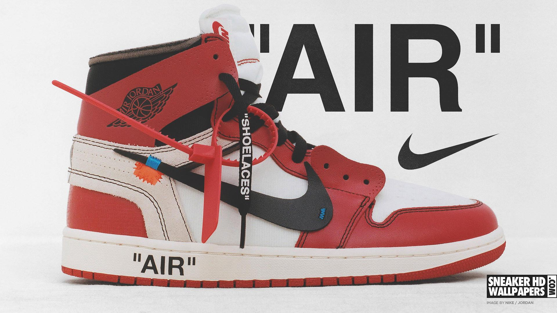 Off White Air Jordan Wallpapers Wallpaper Cave
