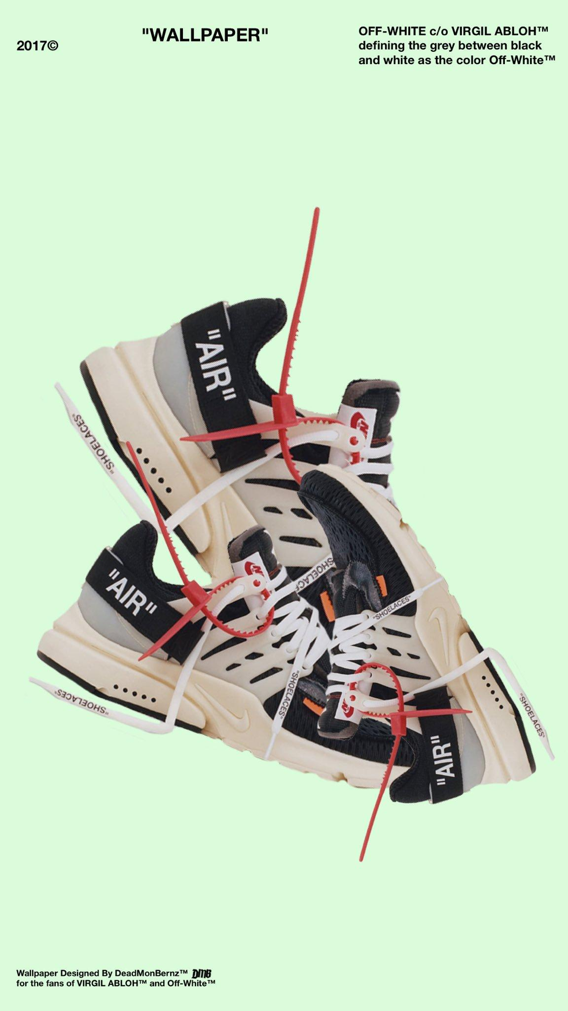 Off-white Shoes Wallpapers - Wallpaper Cave