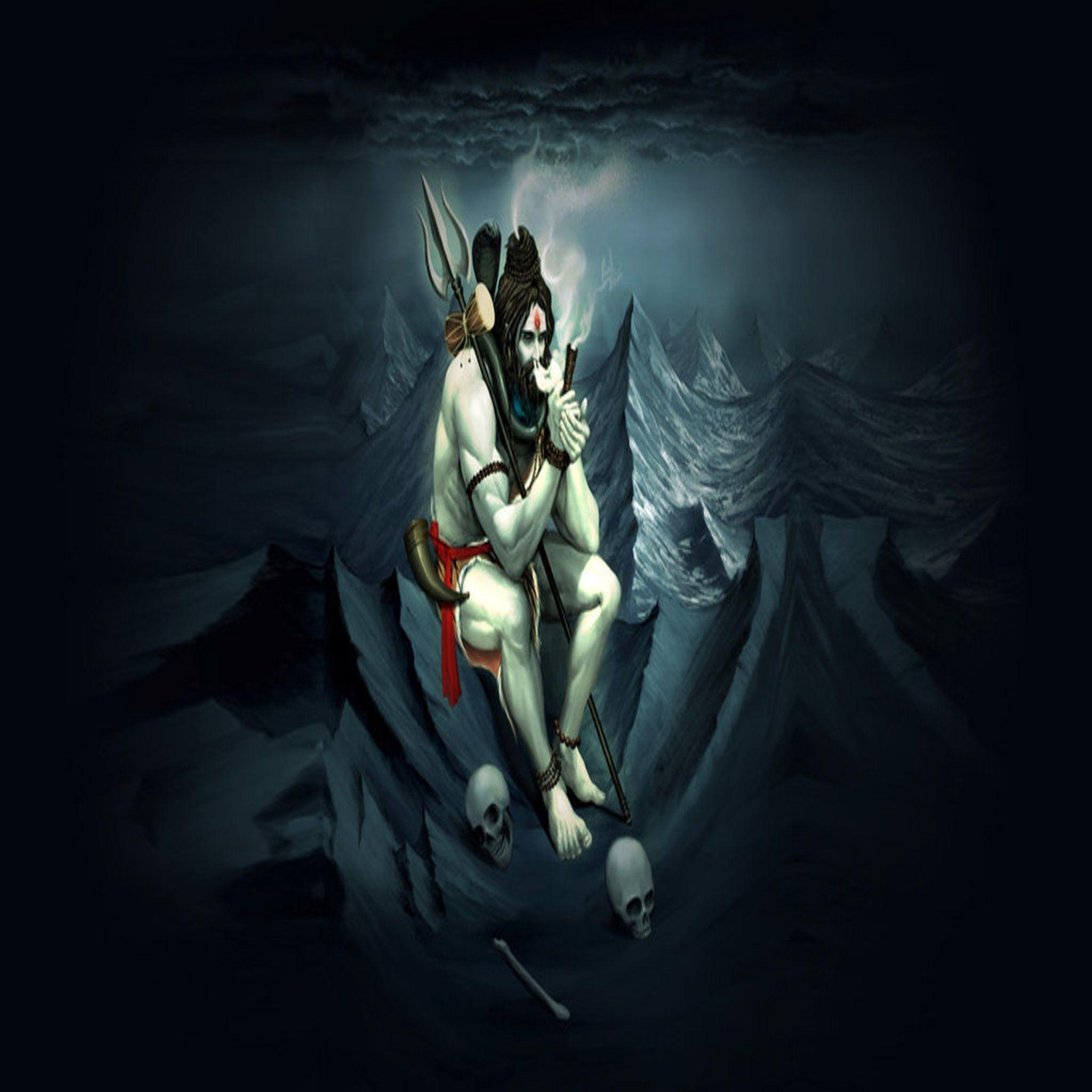 Lord Shiva 4k Wallpapers Wallpaper Cave