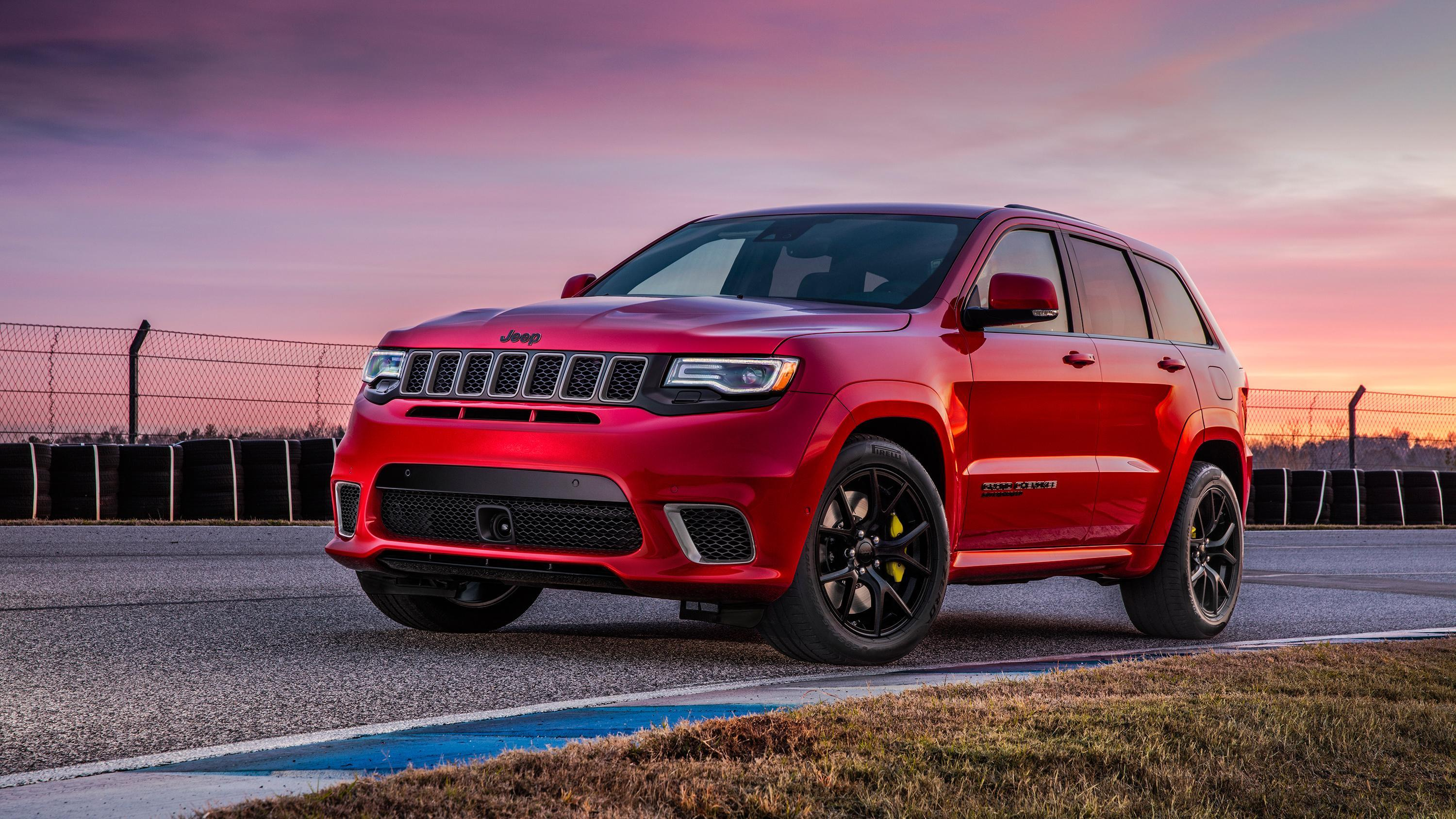Srt8 Jeep Trackhawk Wallpaper