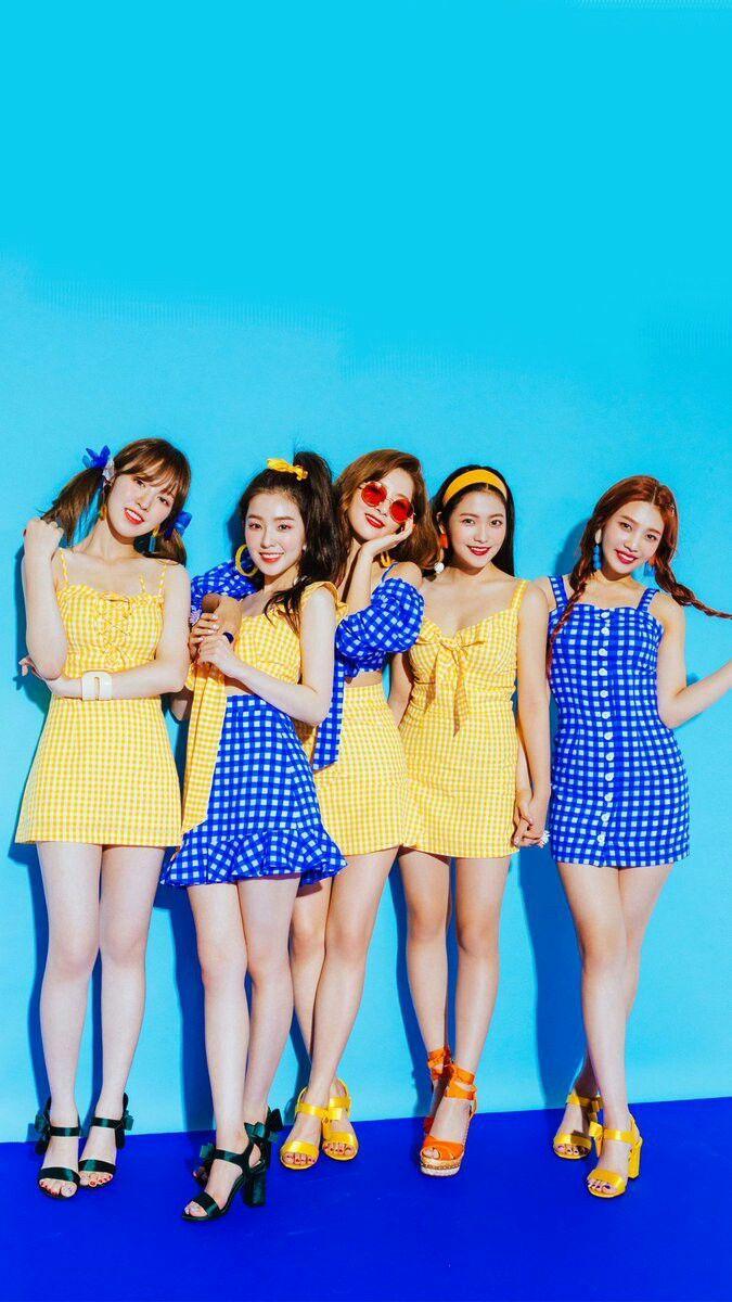 Red Velvet Power Up Wallpapers Wallpaper Cave