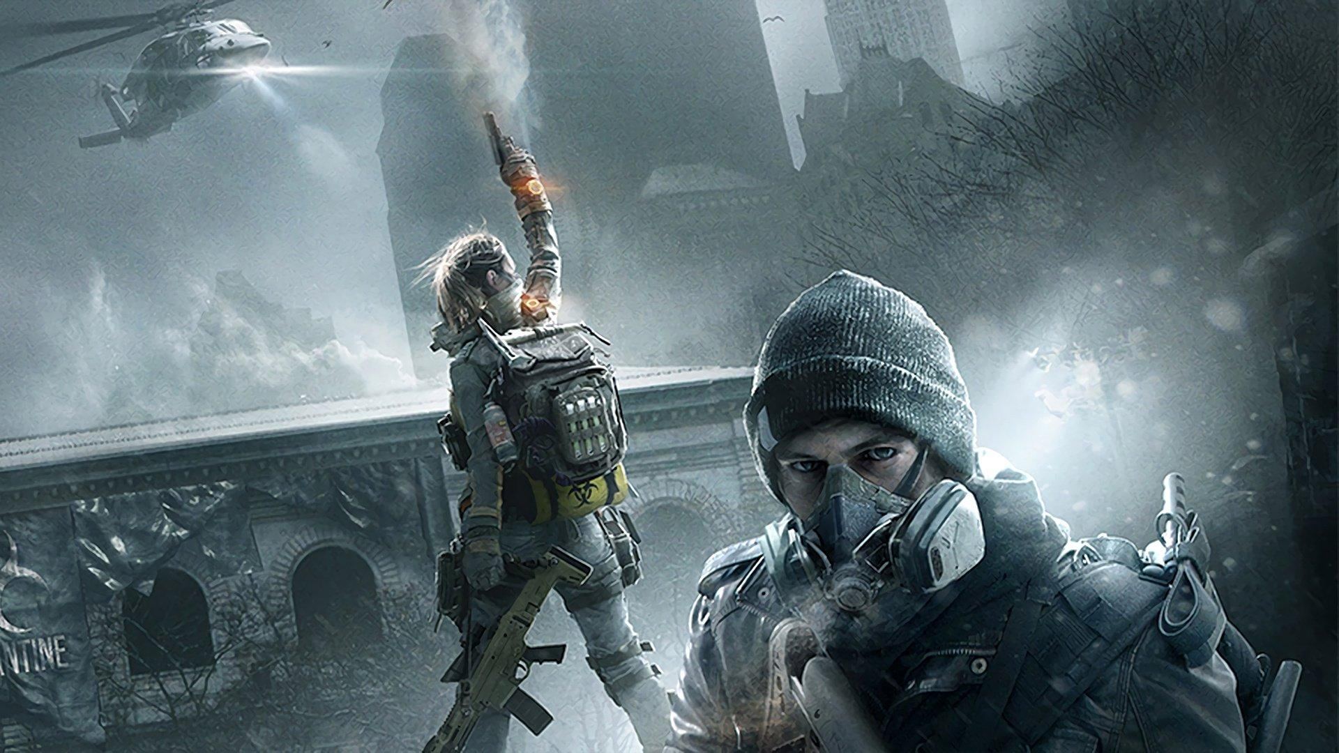Tom Clancy's The Division 2 HD Wallpapers - Wallpaper Cave