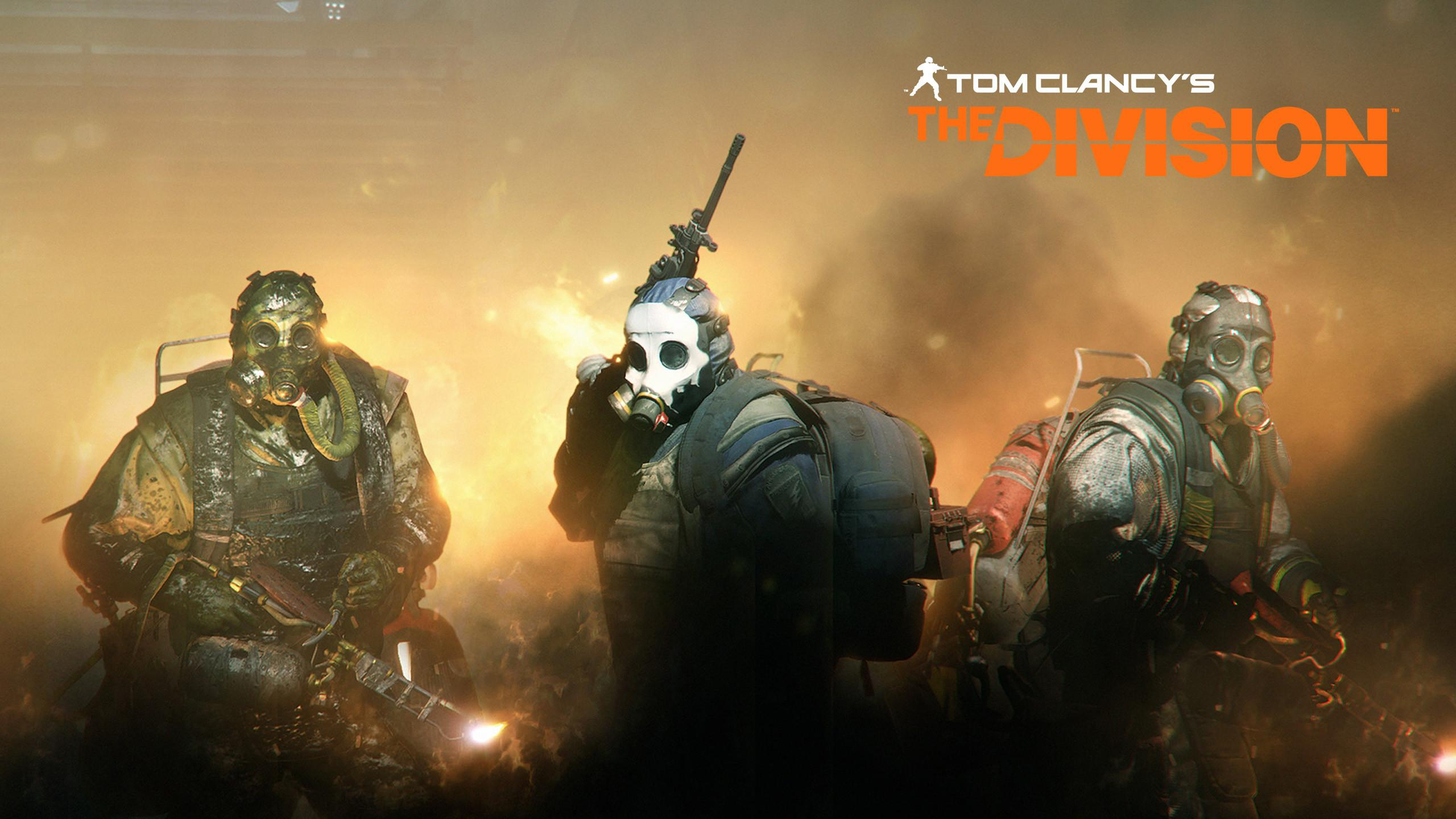 Tom Clancy's The Division 2 4K Wallpapers - Wallpaper Cave