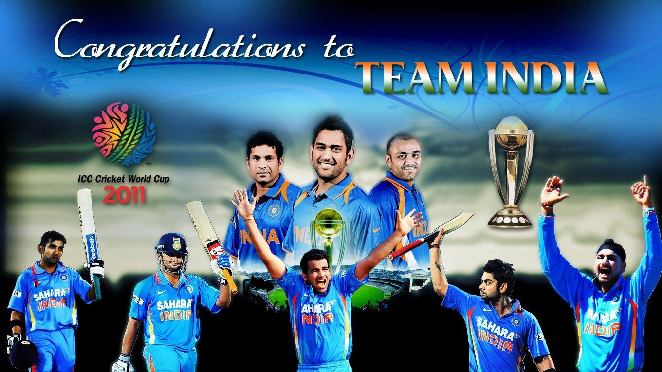 Indian Cricket Team Full HD Quality Image, Indian Cricket Team