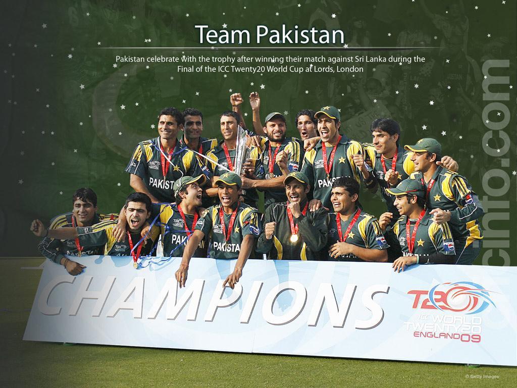 Pakistan Cricket Team Teams Background 6