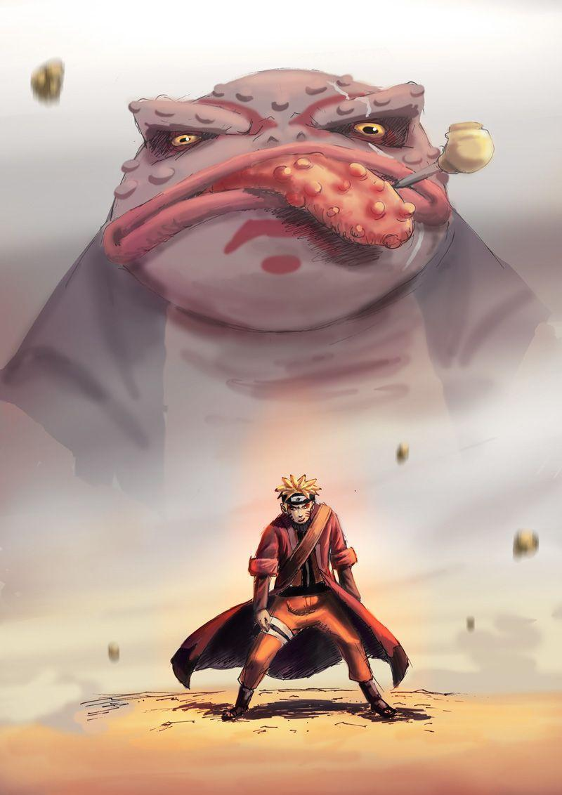 Naruto Sennin Hd Phone Wallpapers Wallpaper Cave