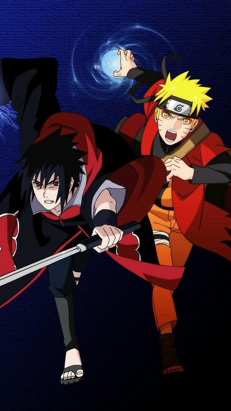 Naruto Sage Mode iPhone Wallpapers ...