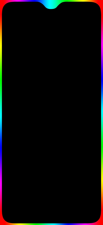 Border Light Iphone Wallpapers Wallpaper Cave