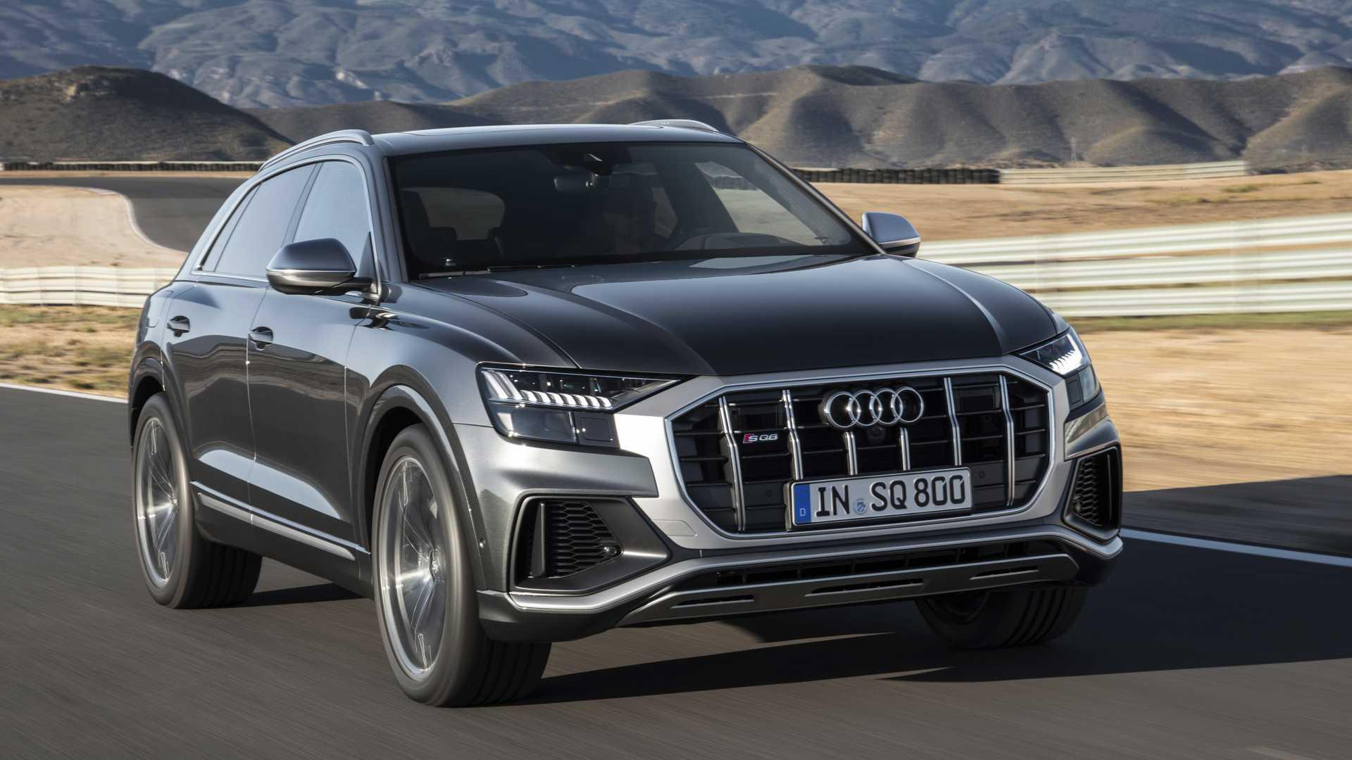 Kelebihan Kekurangan Audi Sq8 2019 Review