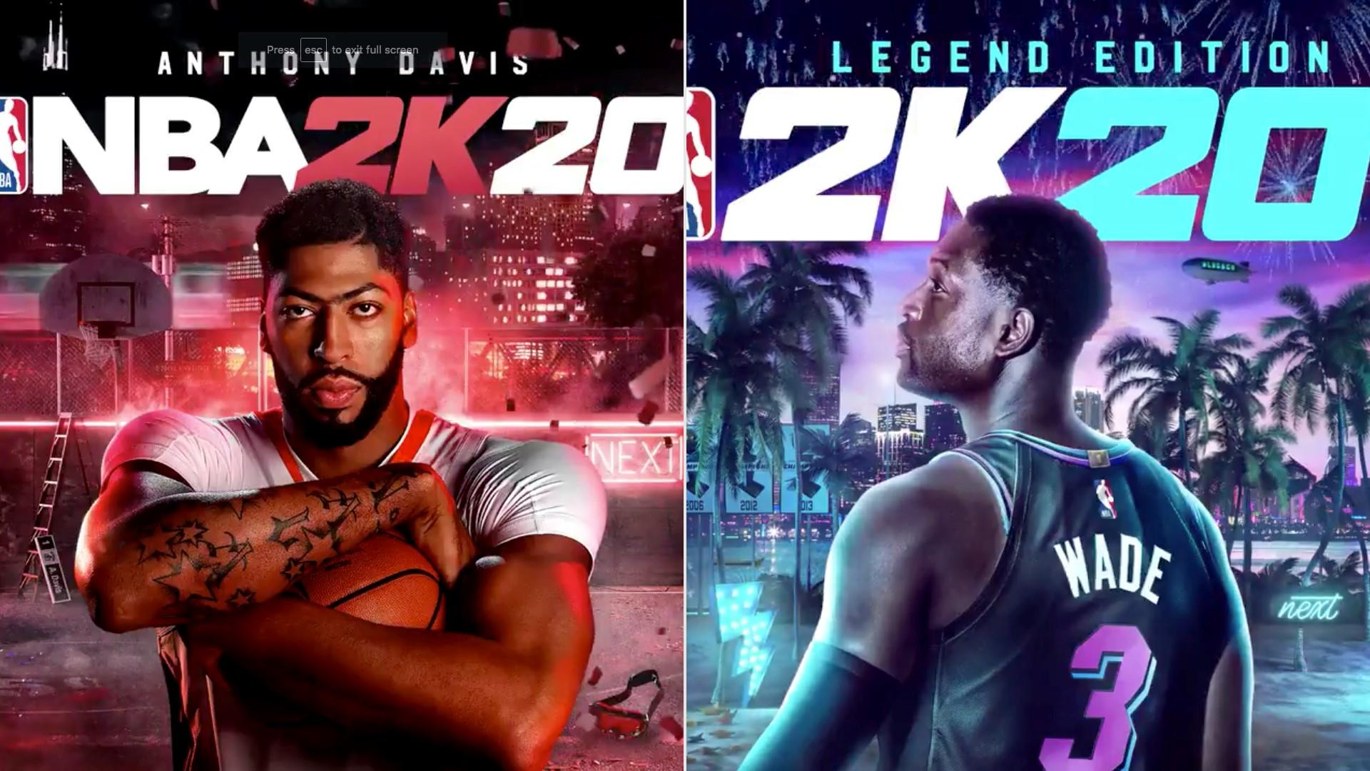 Ideas For Wallpaper Nba 2k20 Pictures