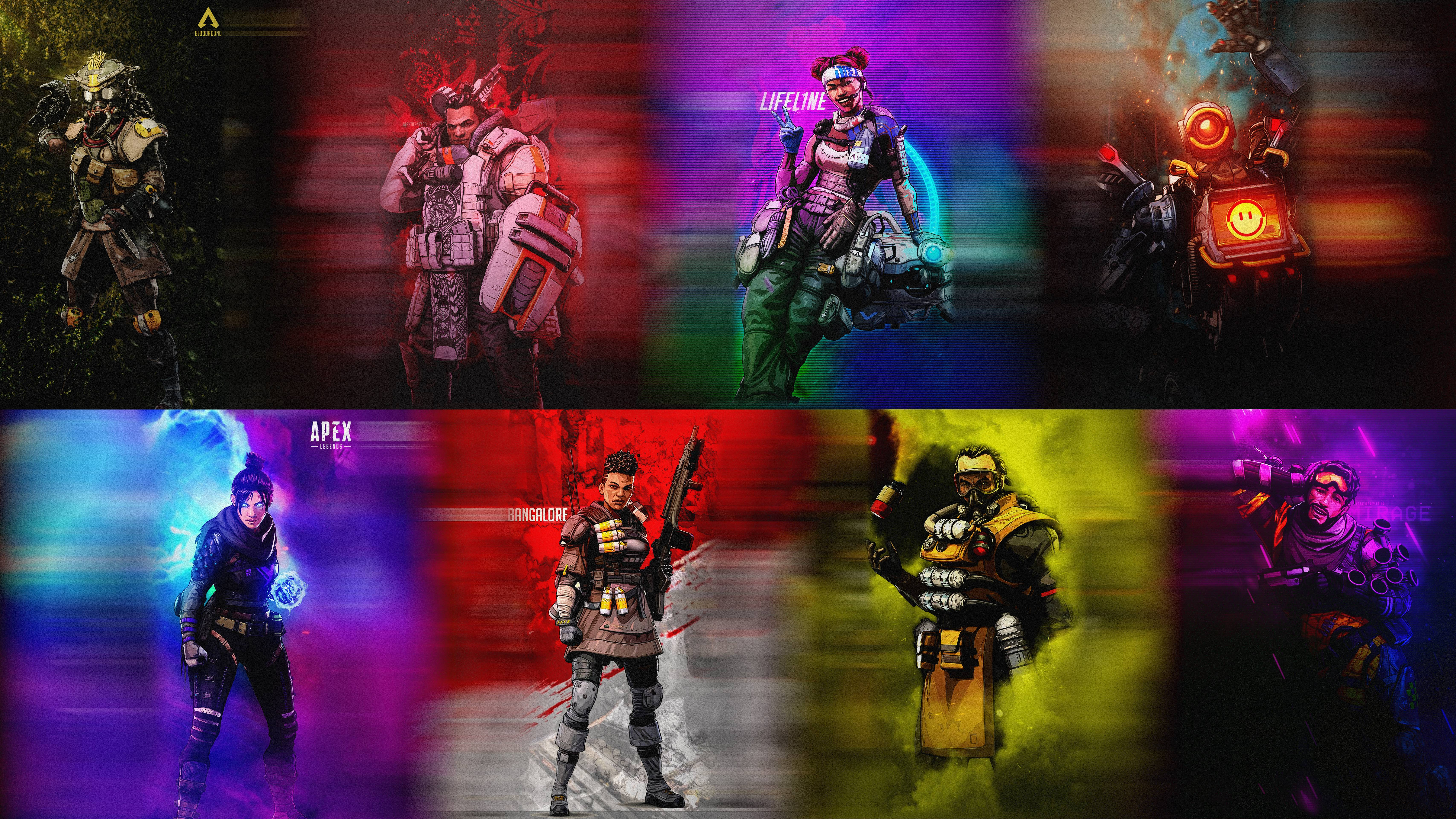 Apex Legends Season 2 Wallpapers Wallpaper Cave