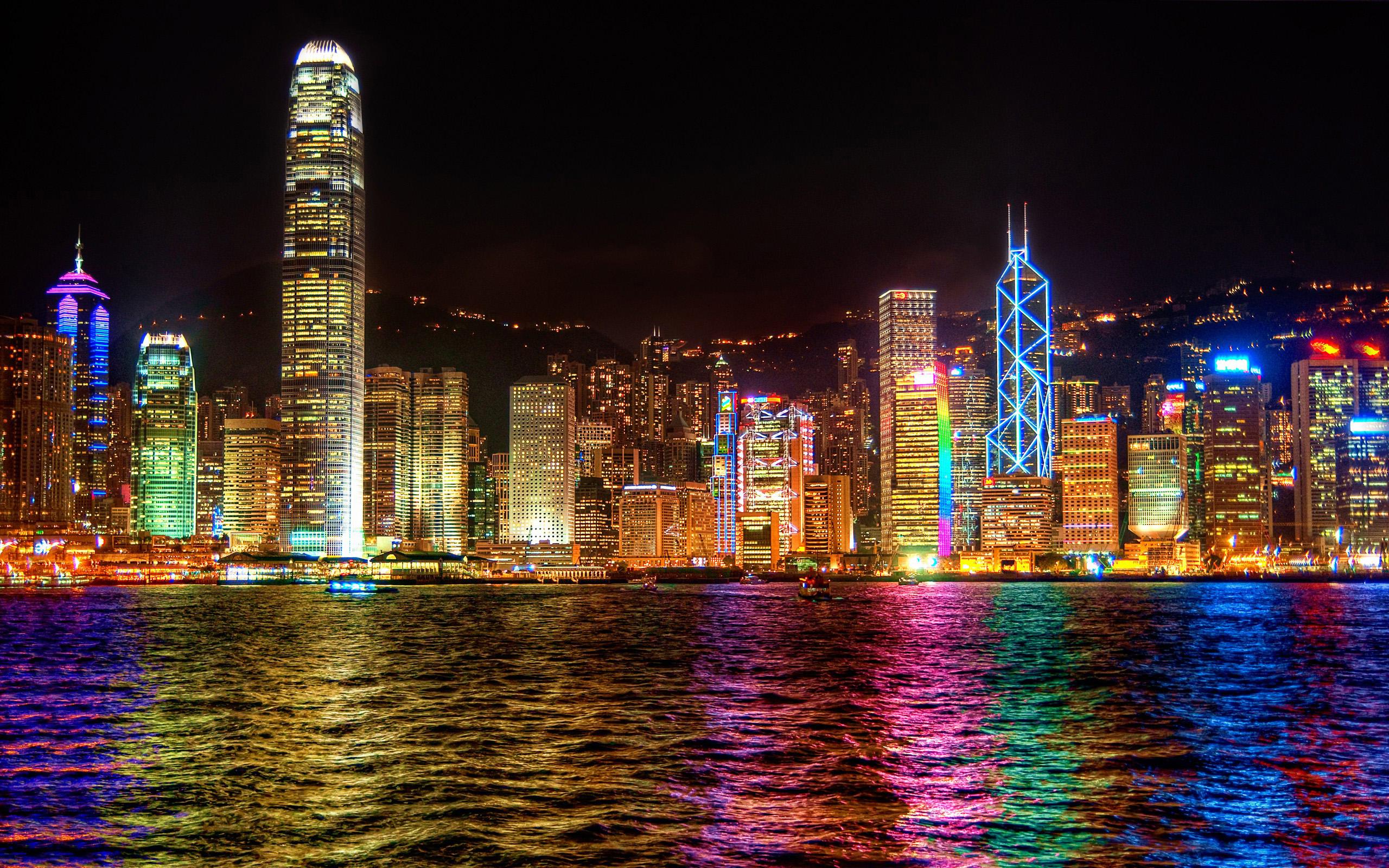 Hong Kong Hd Wallpapers Wallpaper Cave