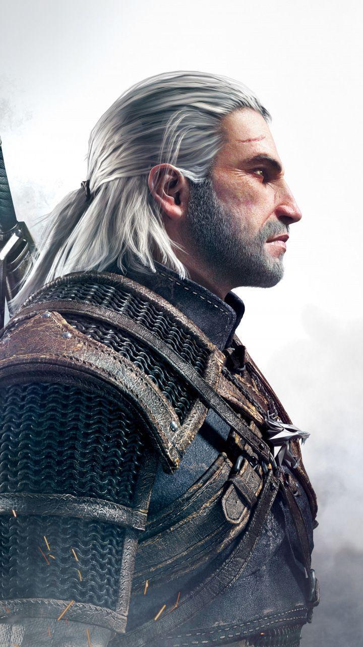 Geralt Of Rivia Netflix Wallpapers Wallpaper Cave