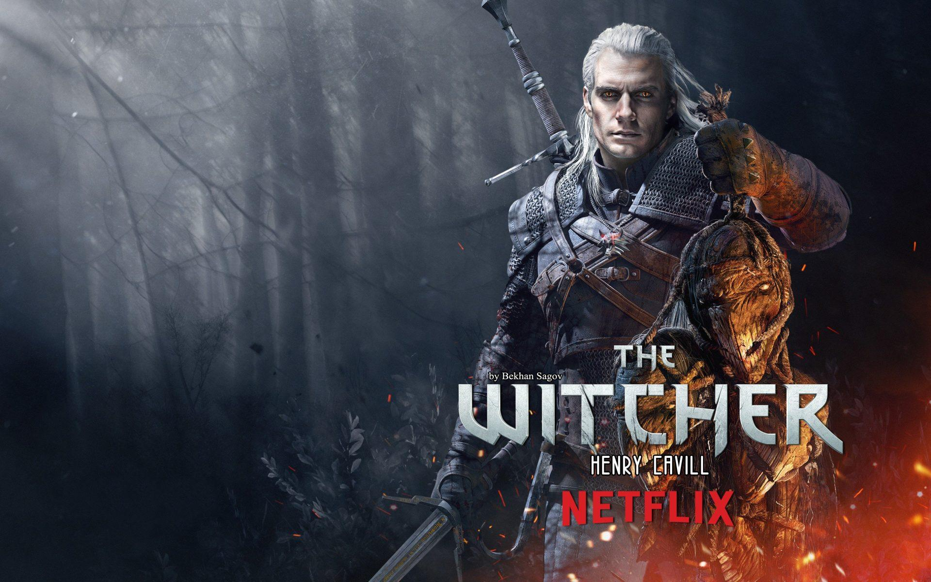 The Witcher Tv Series Wallpapers Wallpaper Cave