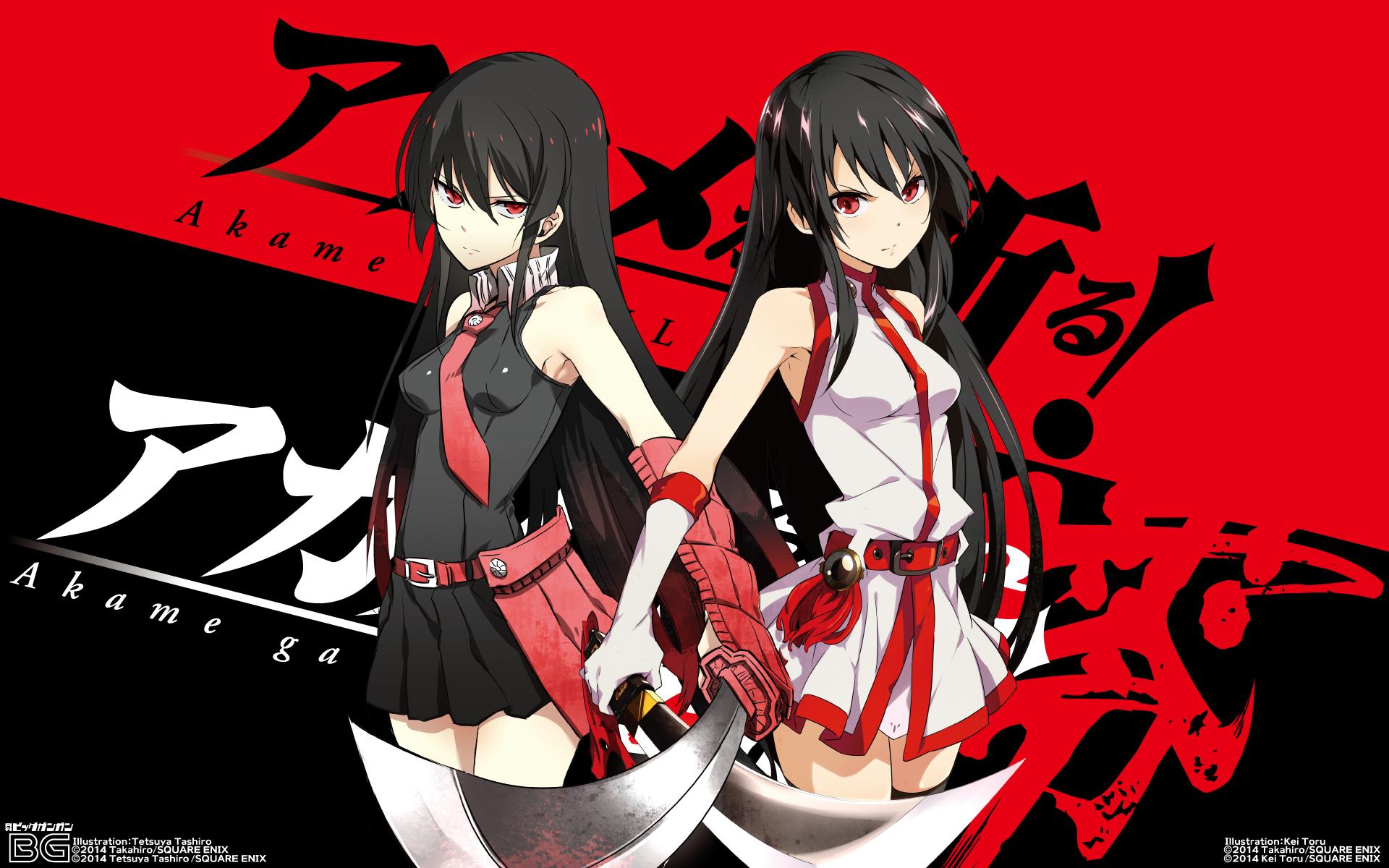Akame Ga Kill Anime Wallpapers - Wallpaper Cave