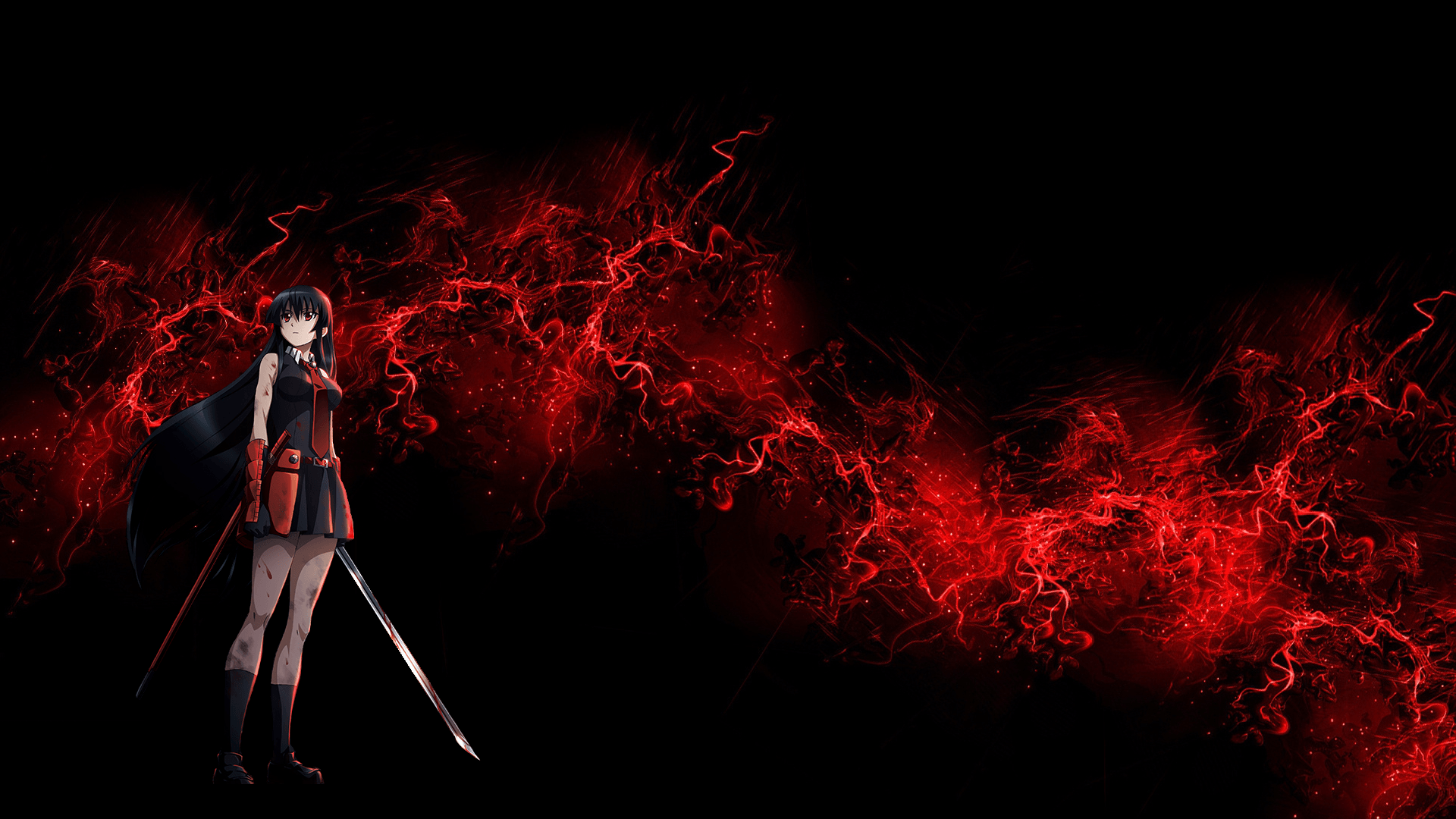Akame Ga Kill Anime Wallpapers Wallpaper Cave
