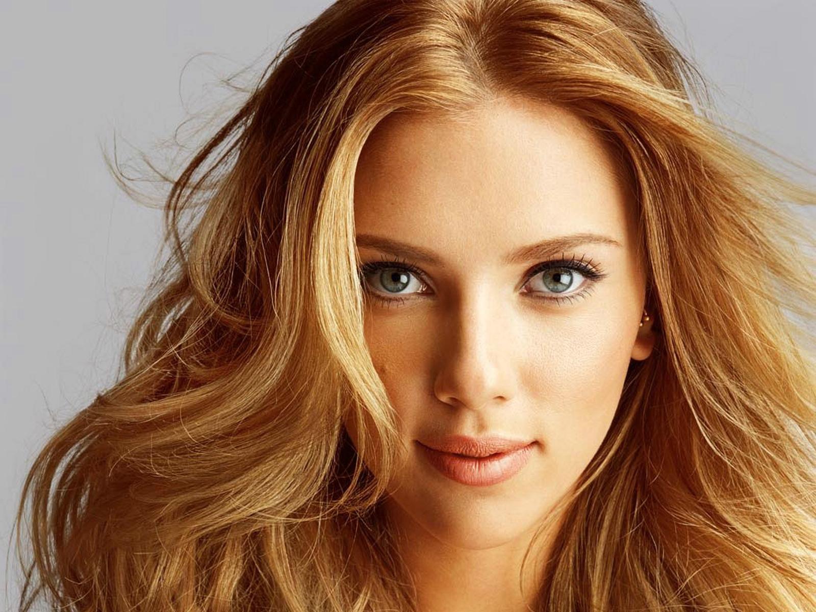 Scarlett Johansson Portrait Wallpapers Wallpaper Cave