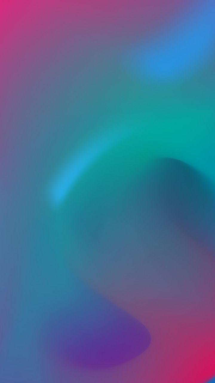 Gradient, pink, blue, abstract, 720x1280 wallpapers
