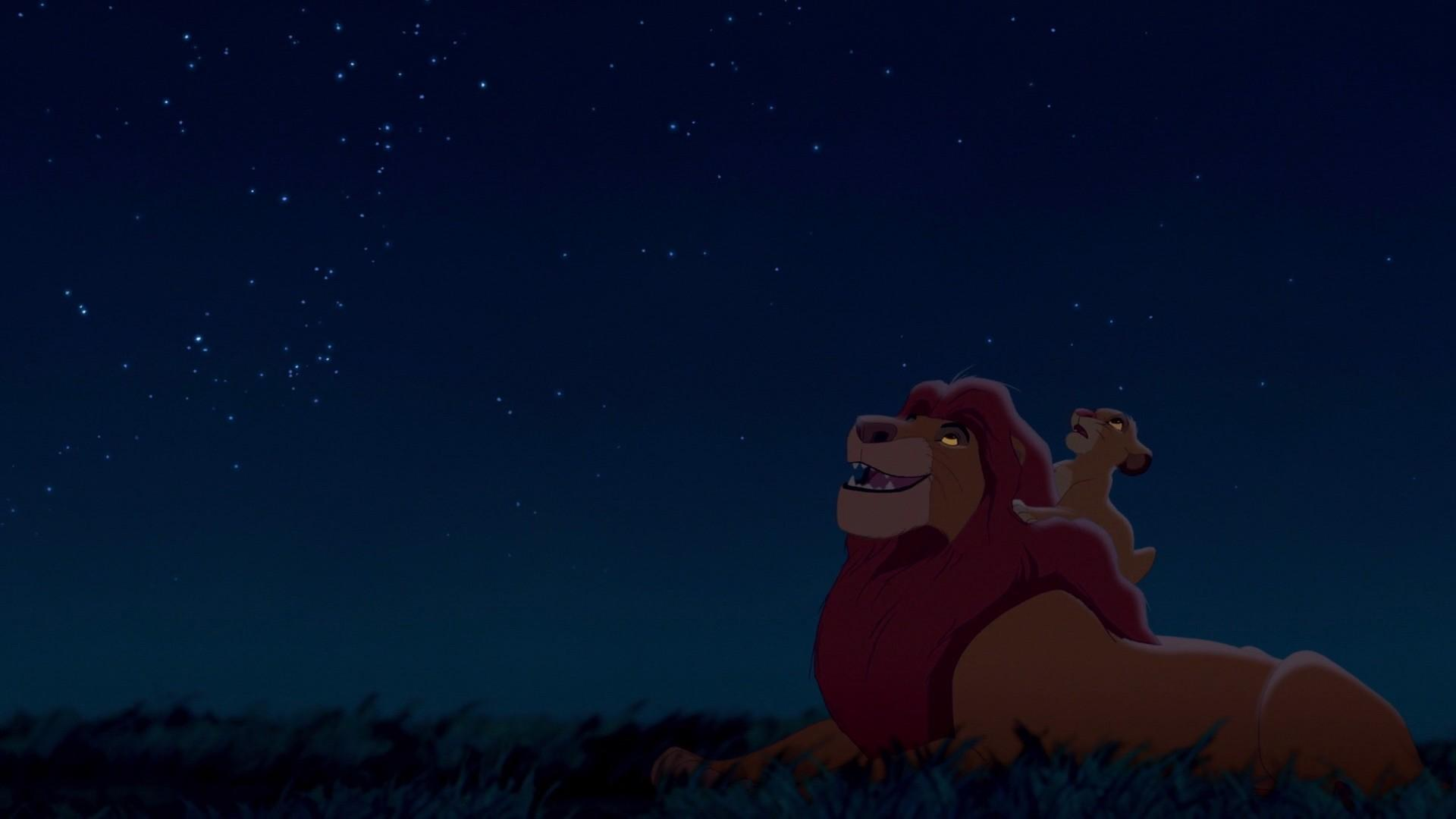 Simba And Mufasa The Lion King Wallpapers Wallpaper Cave