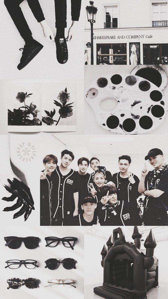 Exo Aesthetic Wallpapers Wallpaper Cave
