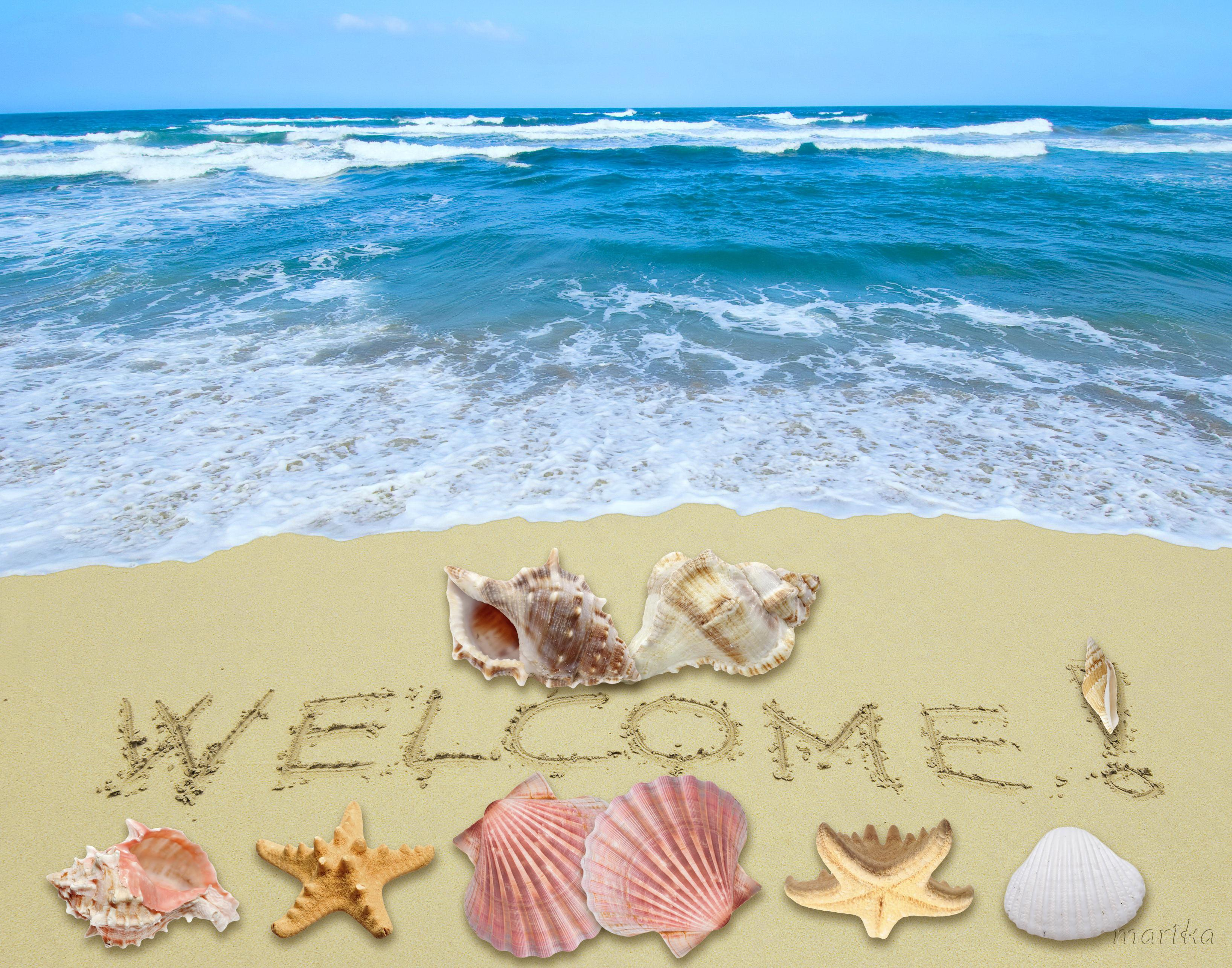 Welcome Summer Wallpapers Wallpaper Cave