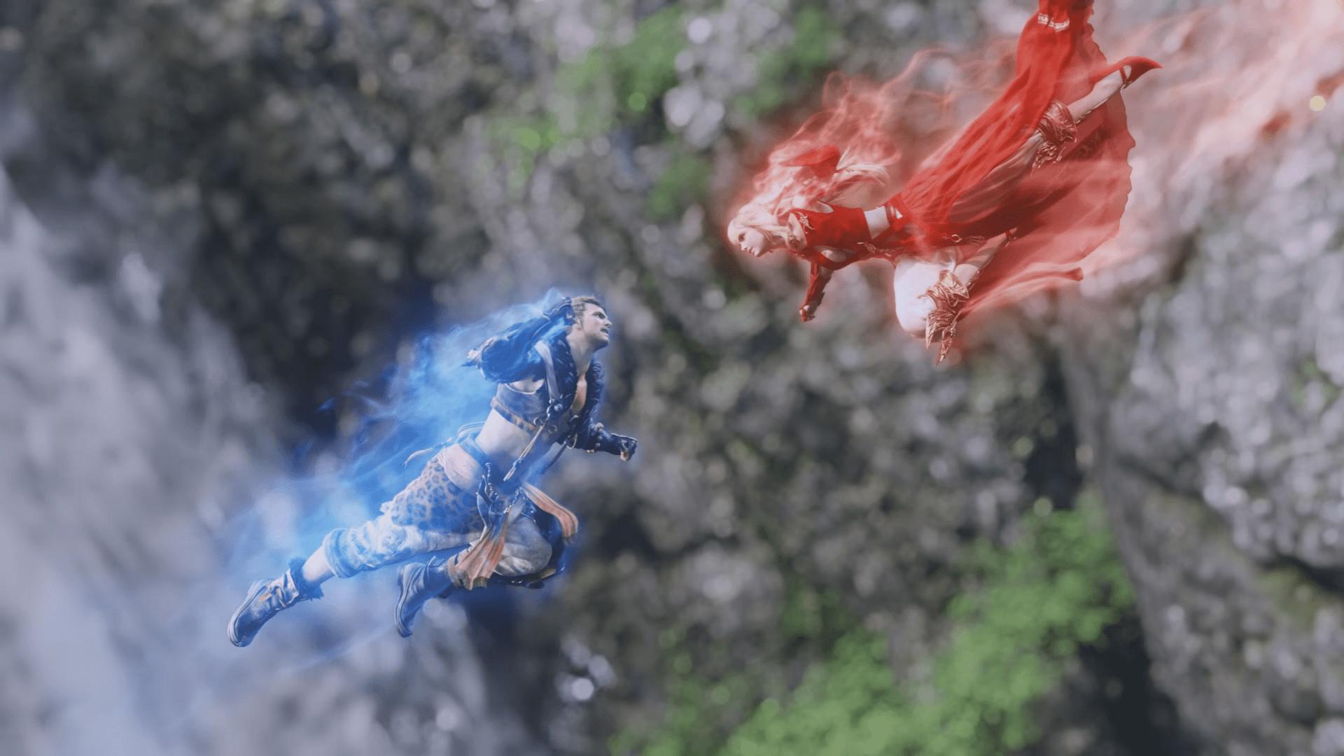 Final Fantasy Xiv Stormblood Wallpapers Wallpaper Cave