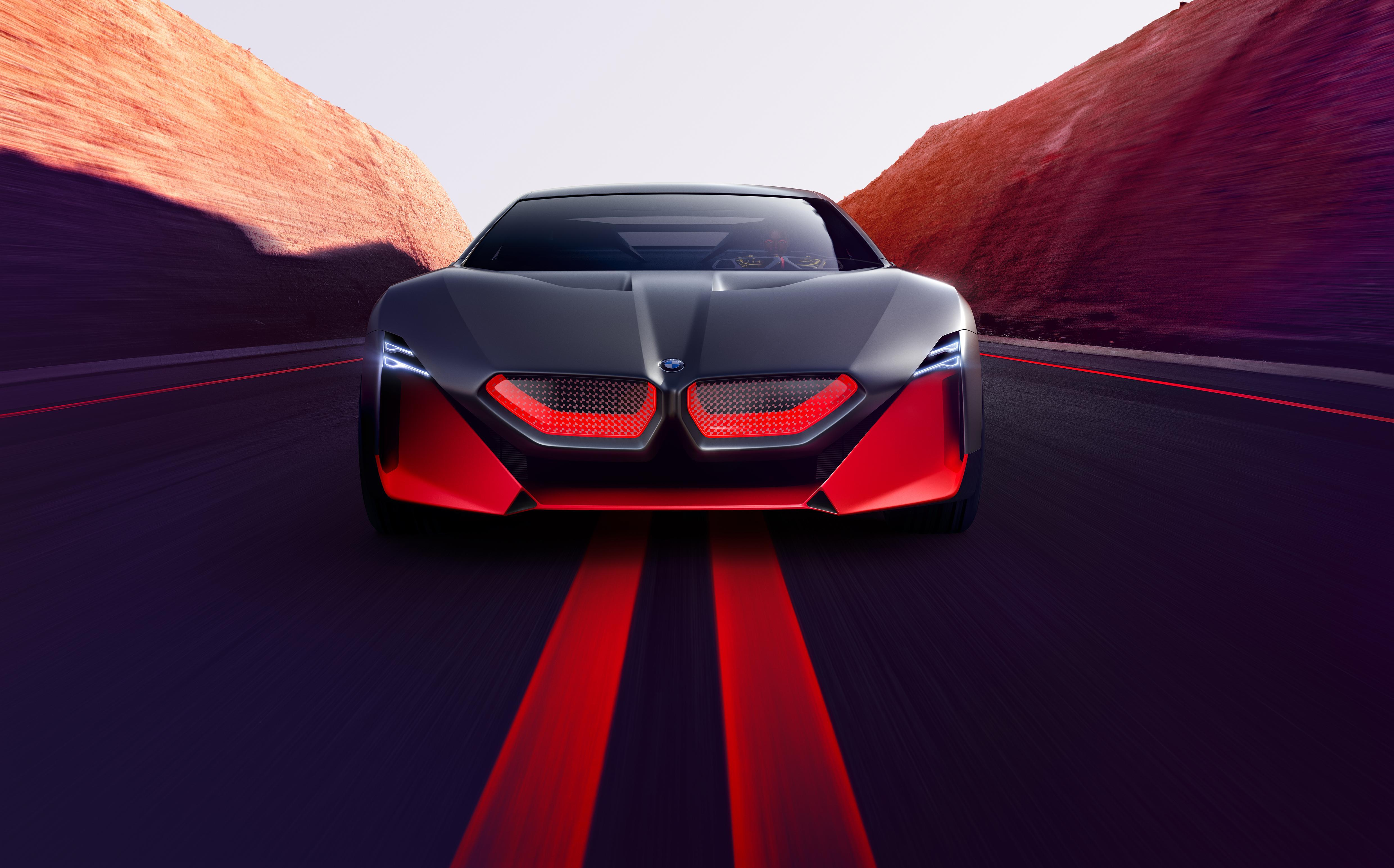 Bmw Vision M Next Wallpapers Wallpaper Cave