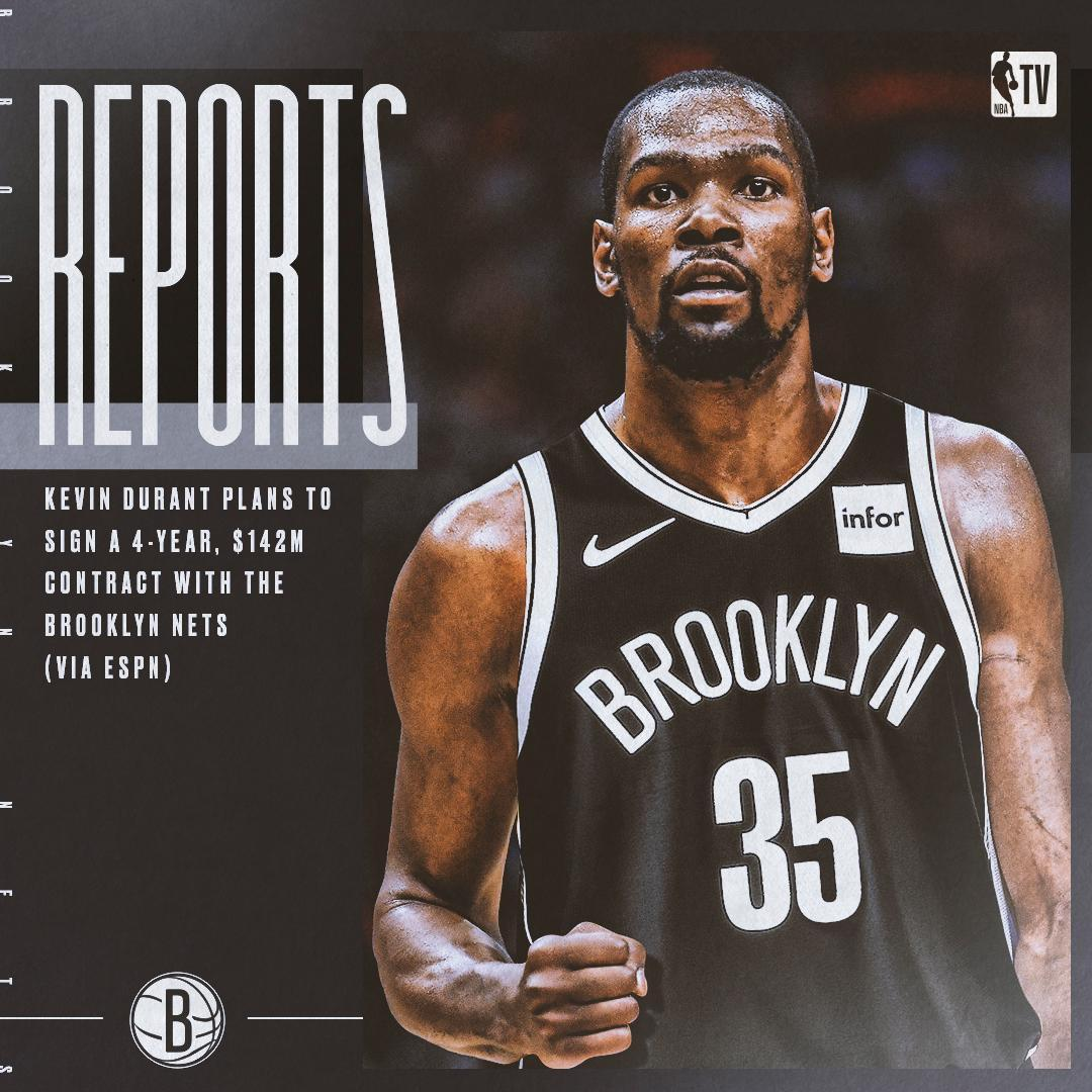 Kevin Durant Brooklyn Nets Wallpapers - Wallpaper Cave