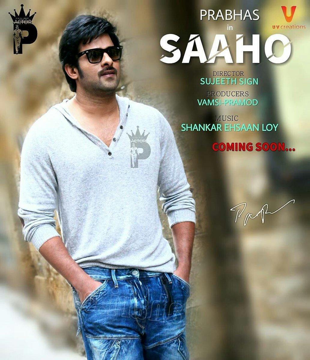 28+ Saaho Wallpapers Sahoo Prabhas Photos Download