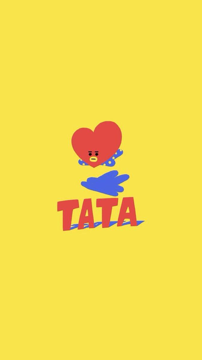 Tata BT21 Wallpapers - Wallpaper Cave
