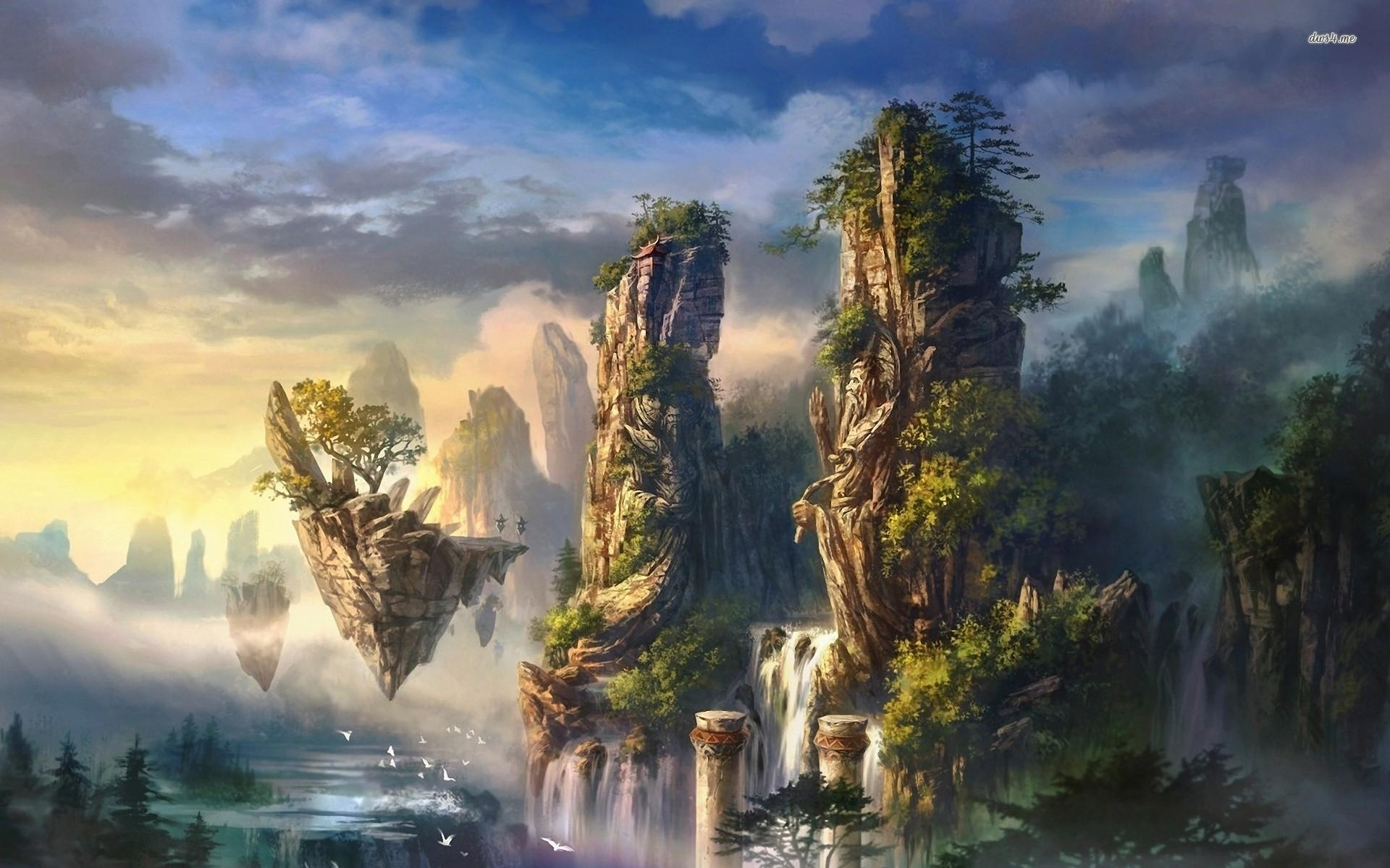 Fantasy Island Wallpapers 6
