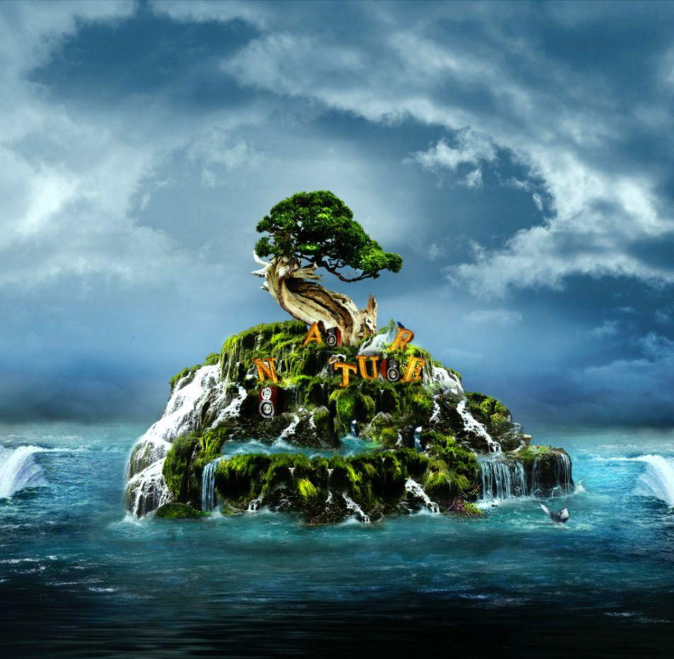 Fantasy Island Art Wallpapers Cool Hd
