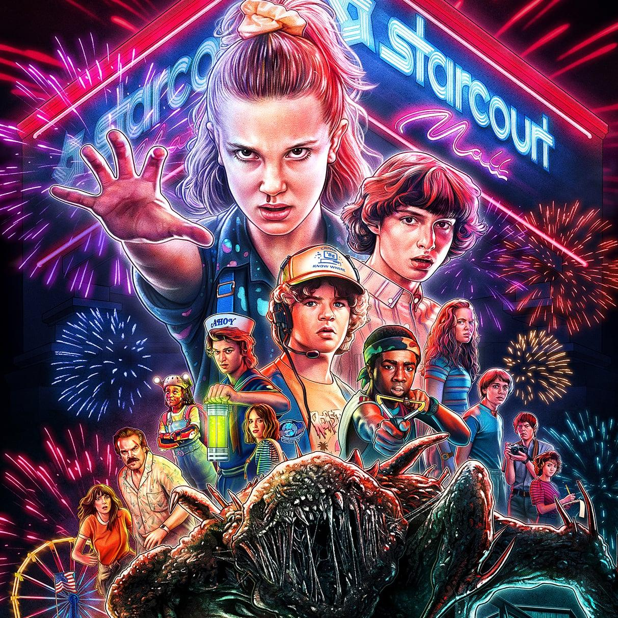Stranger Things Billy Wallpapers Wallpaper Cave