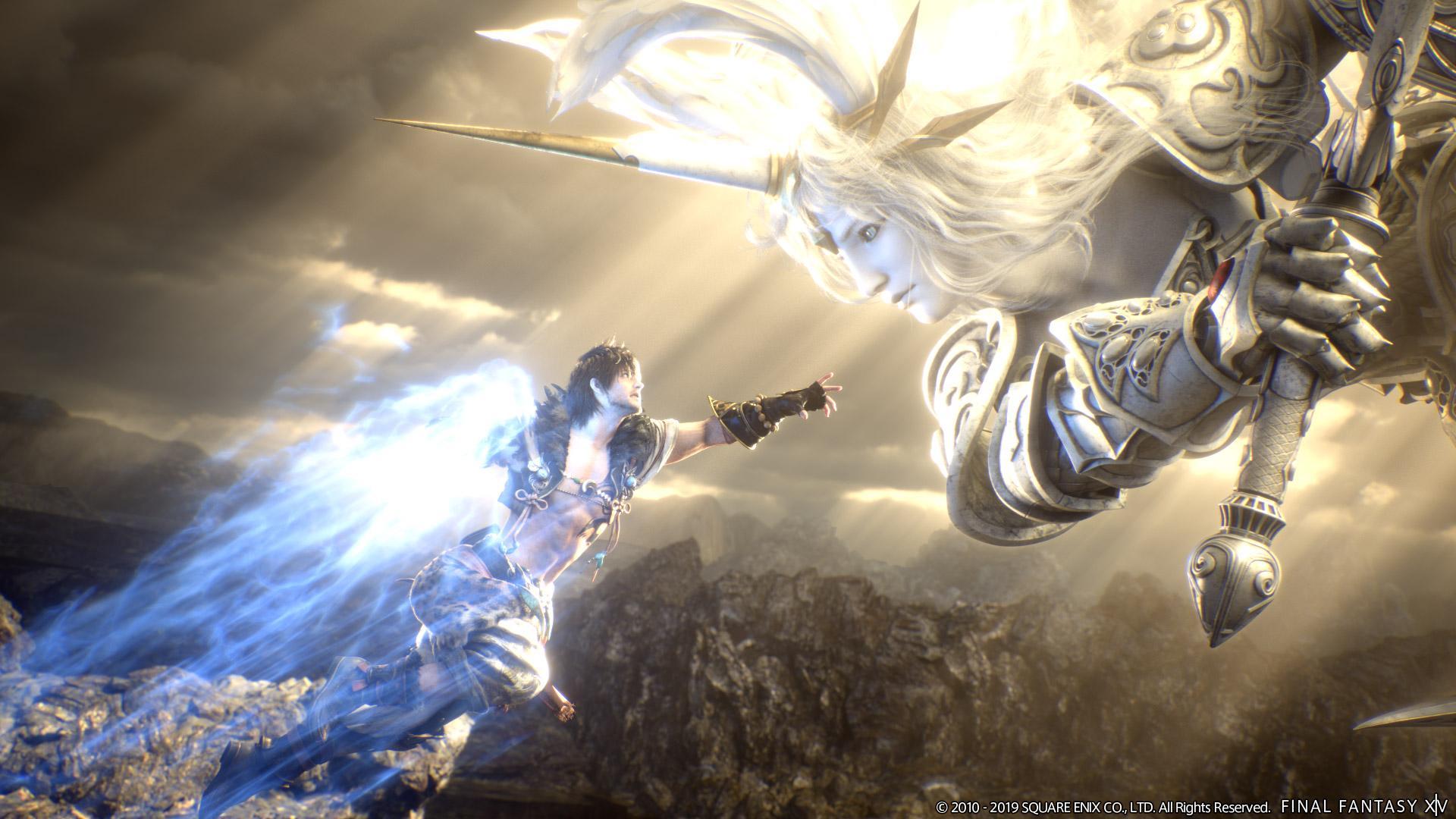 Final Fantasy XIV: Shadow Bringers Wallpapers - Wallpaper Cave