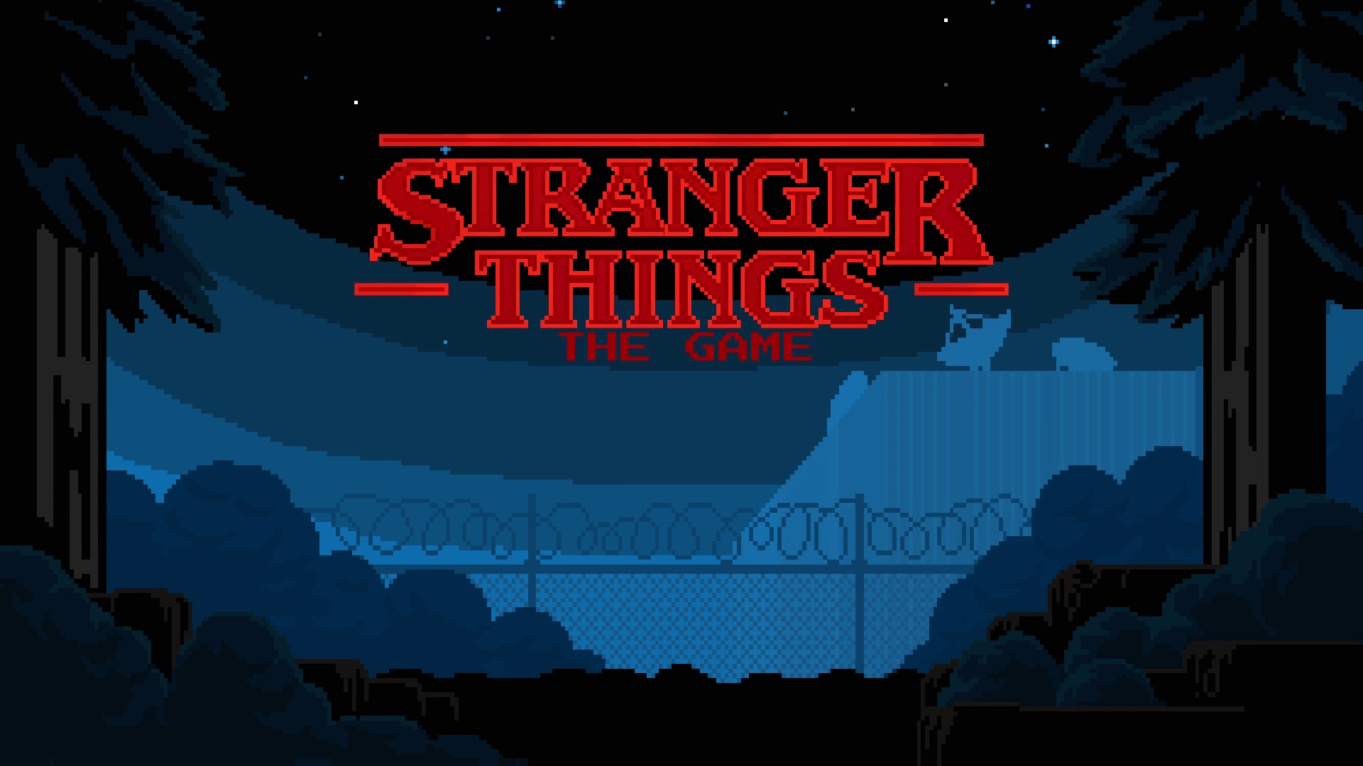 Stranger Things 3 The Game Wallpapers Wallpaper Cave