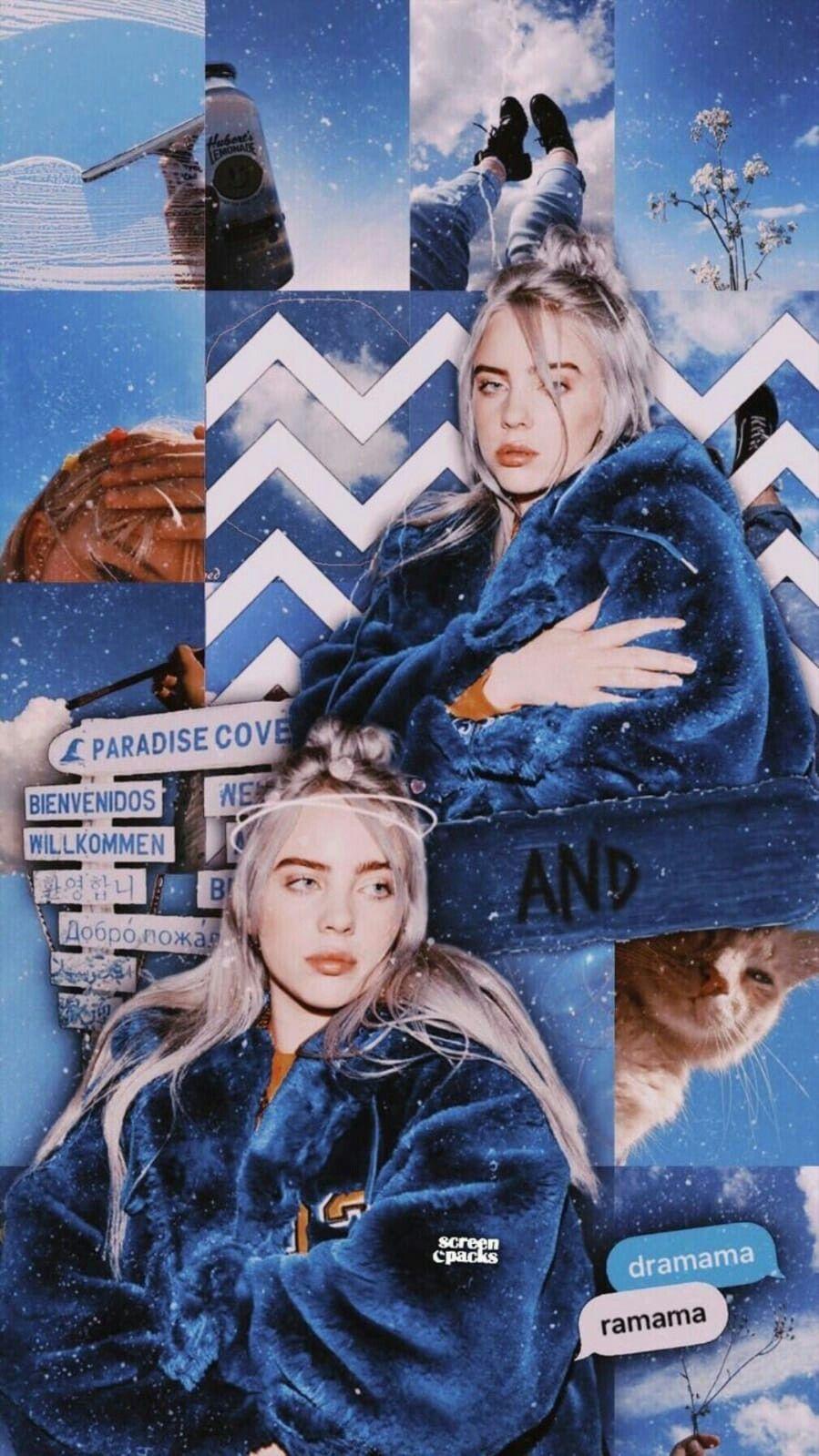 Tumblr Billie Eilish Wallpapers Wallpaper Cave