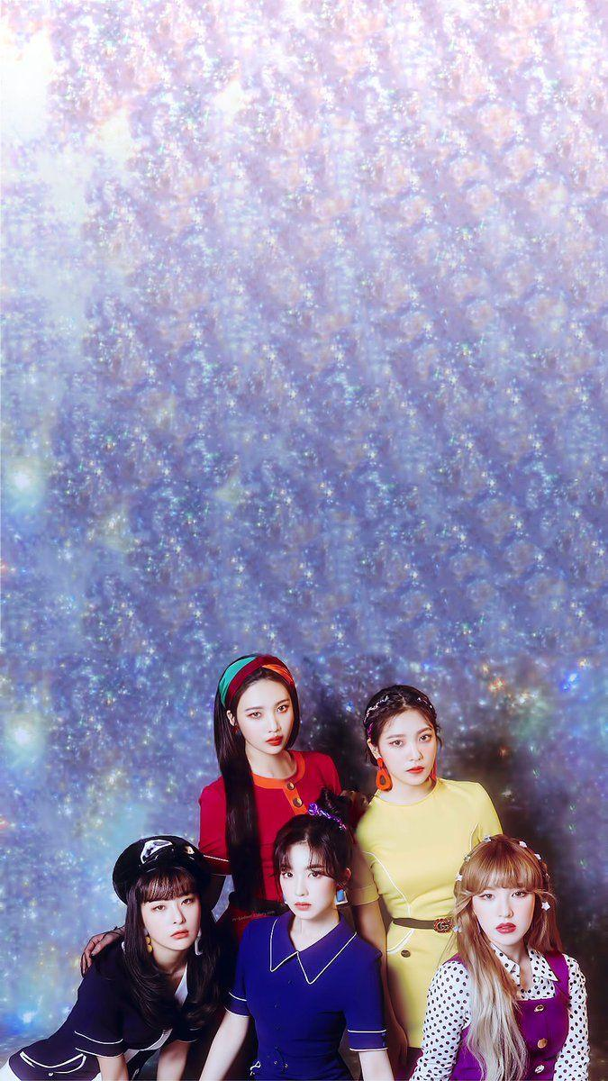 Red Velvet Zimzalabim Wallpaper Hd