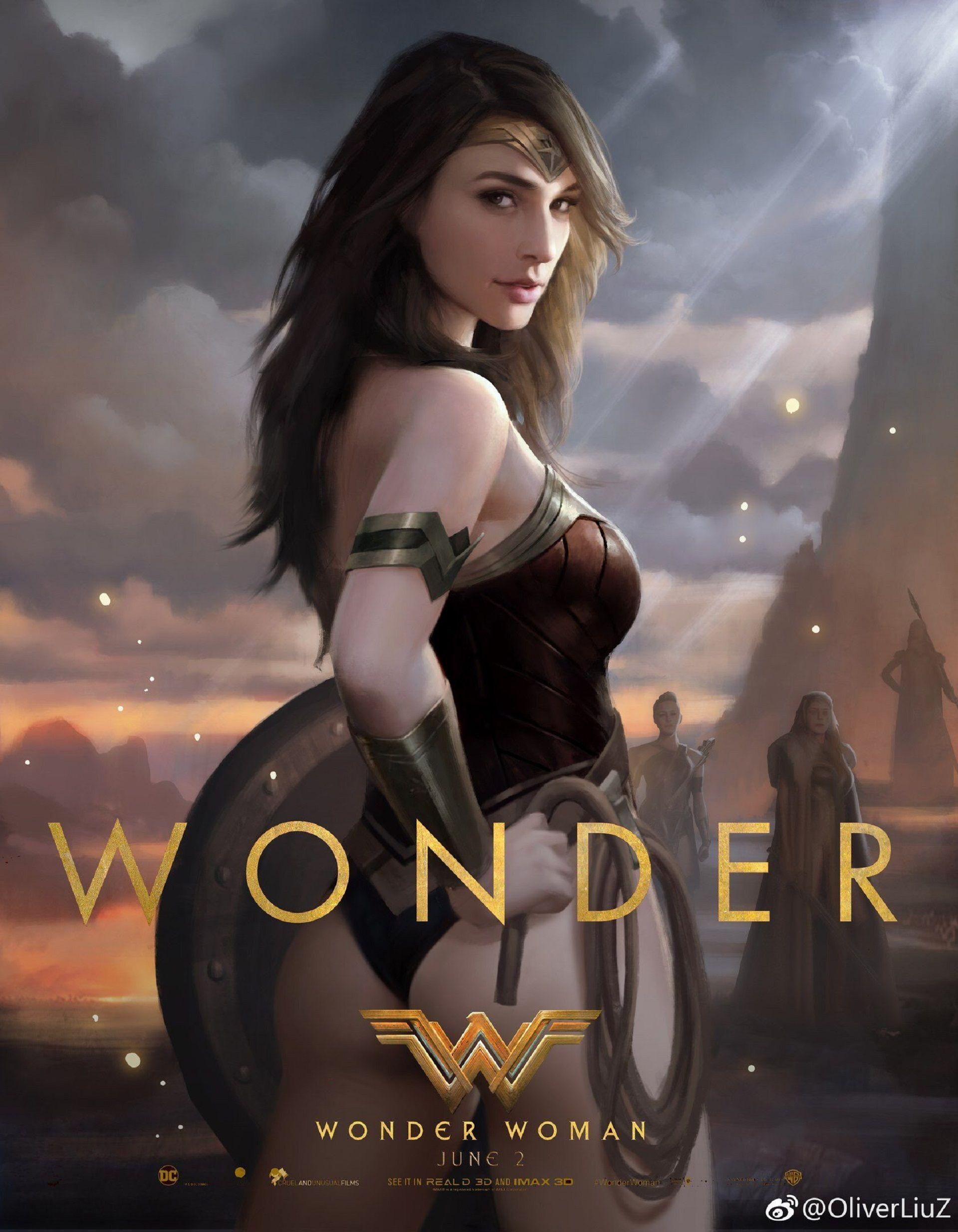Wonder Woman 1984 Movie 2020 Wallpapers Wallpaper Cave