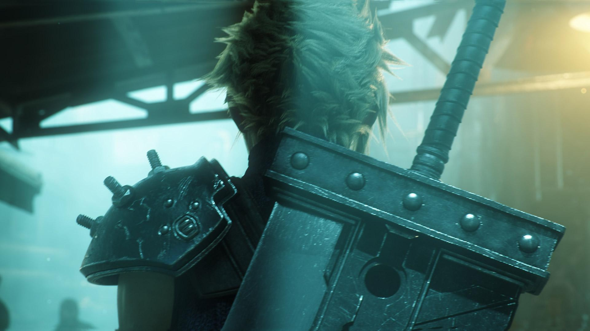 Final Fantasy Vii Remake Wallpapers Wallpaper Cave