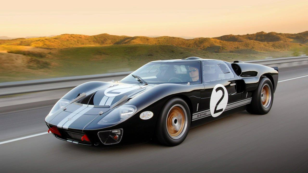 Ford Gt Mk Ii Wallpapers Wallpaper Cave
