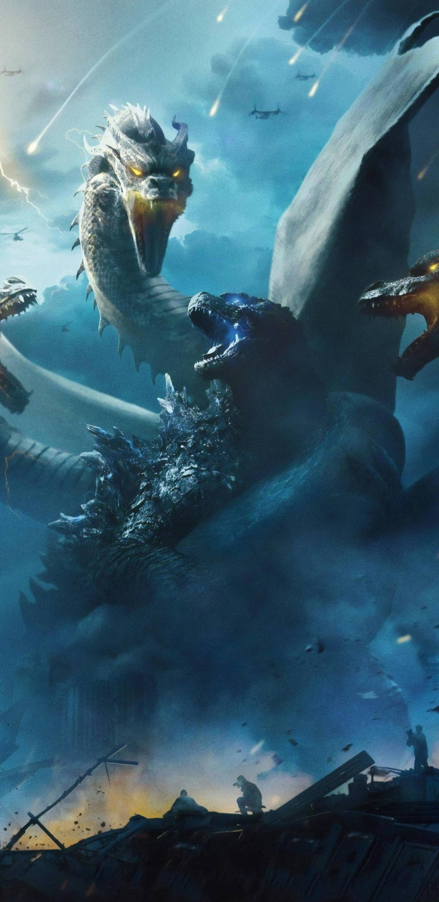 Godzilla 2019 Wallpapers - Wallpaper Cave