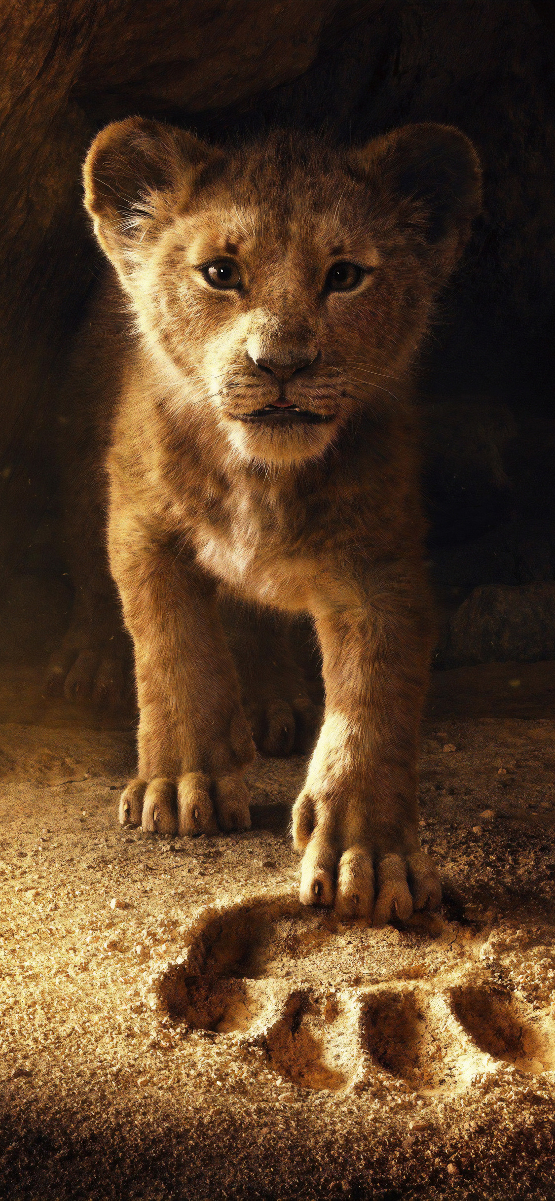 1125x2436 The Lion King 2019 Iphone XS,Iphone 10,Iphone X HD 4k