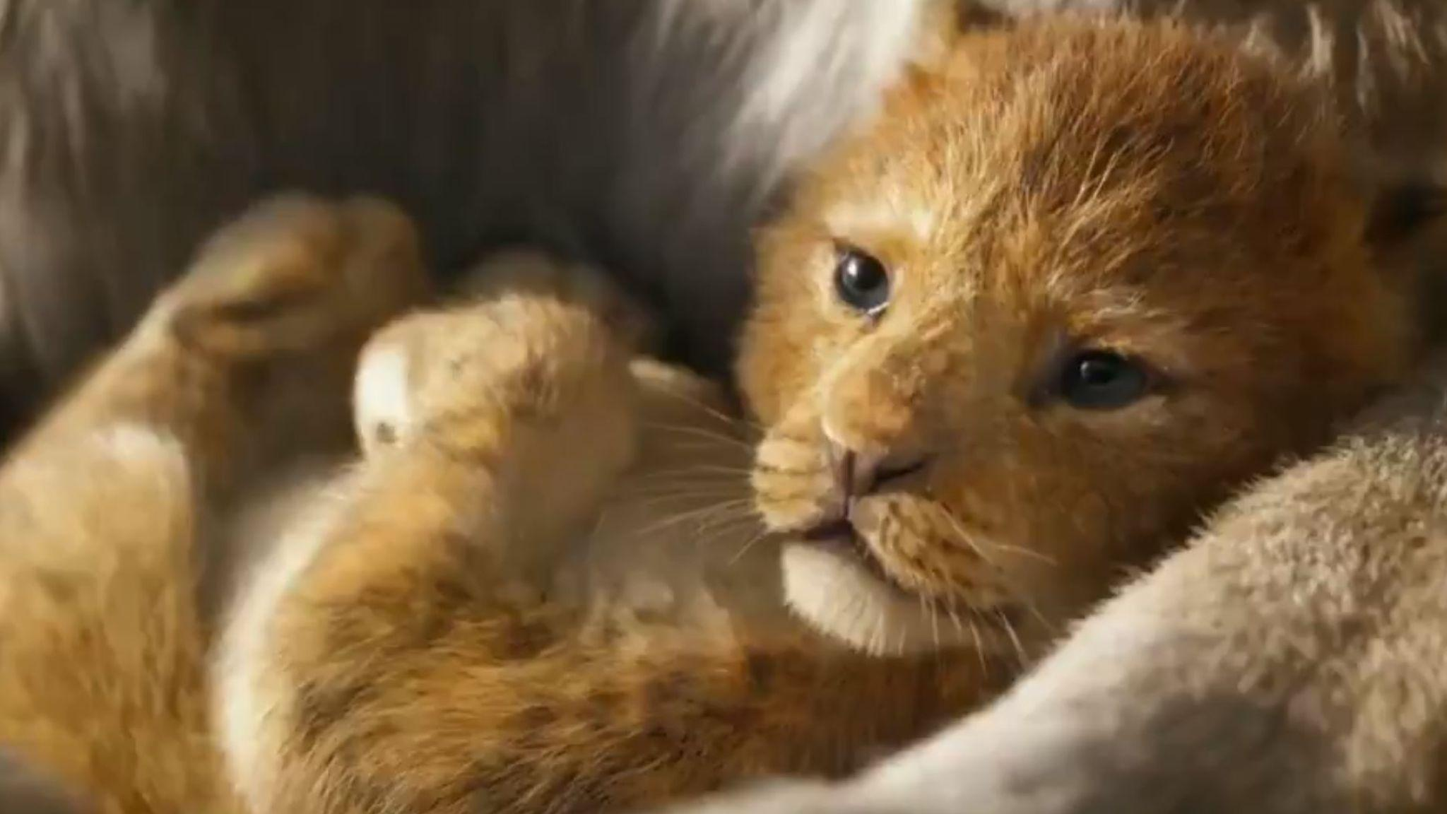 The Lion King: Watch first trailer for remake starring Beyonce and