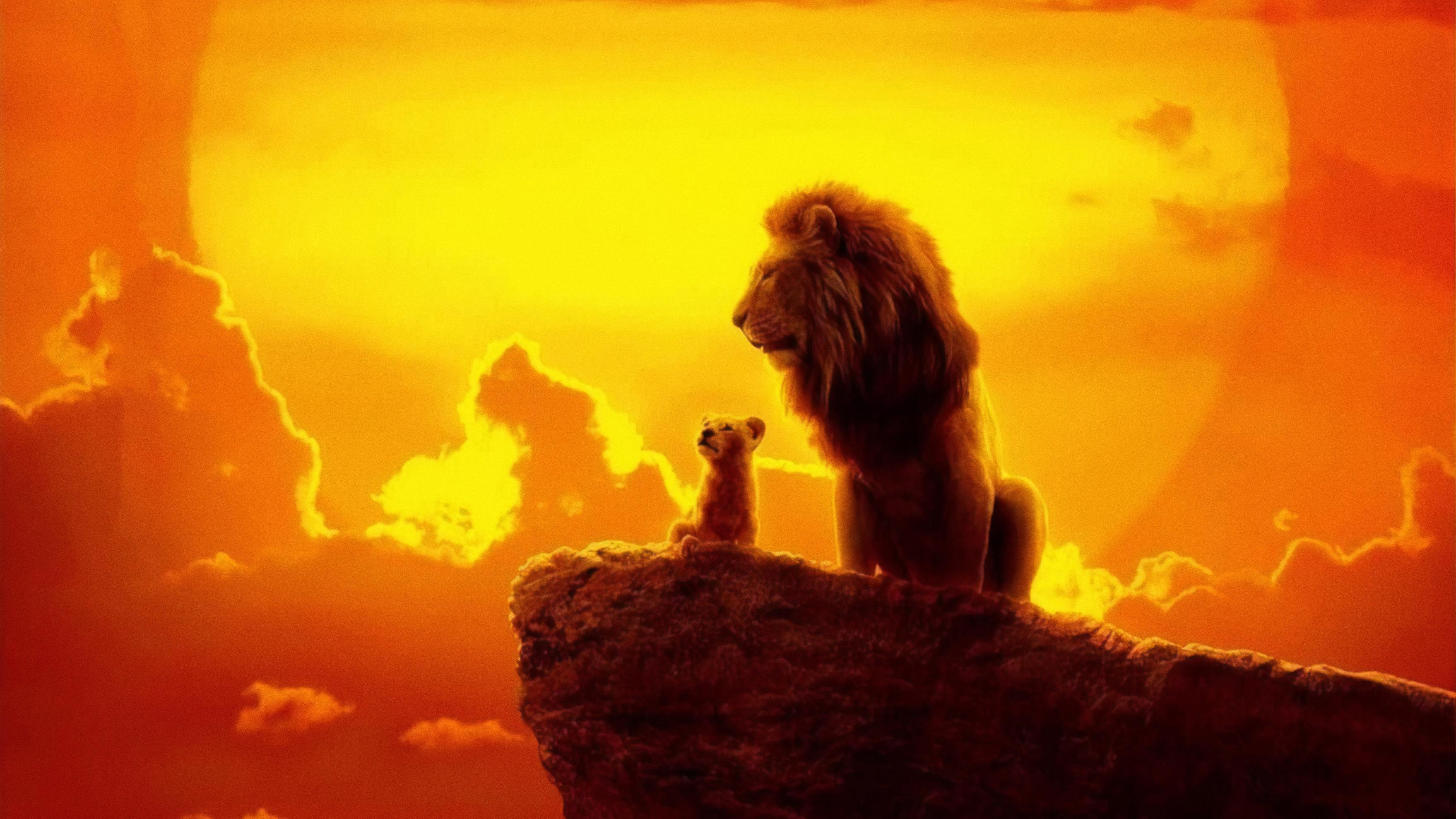 The Lion King 2019 4k