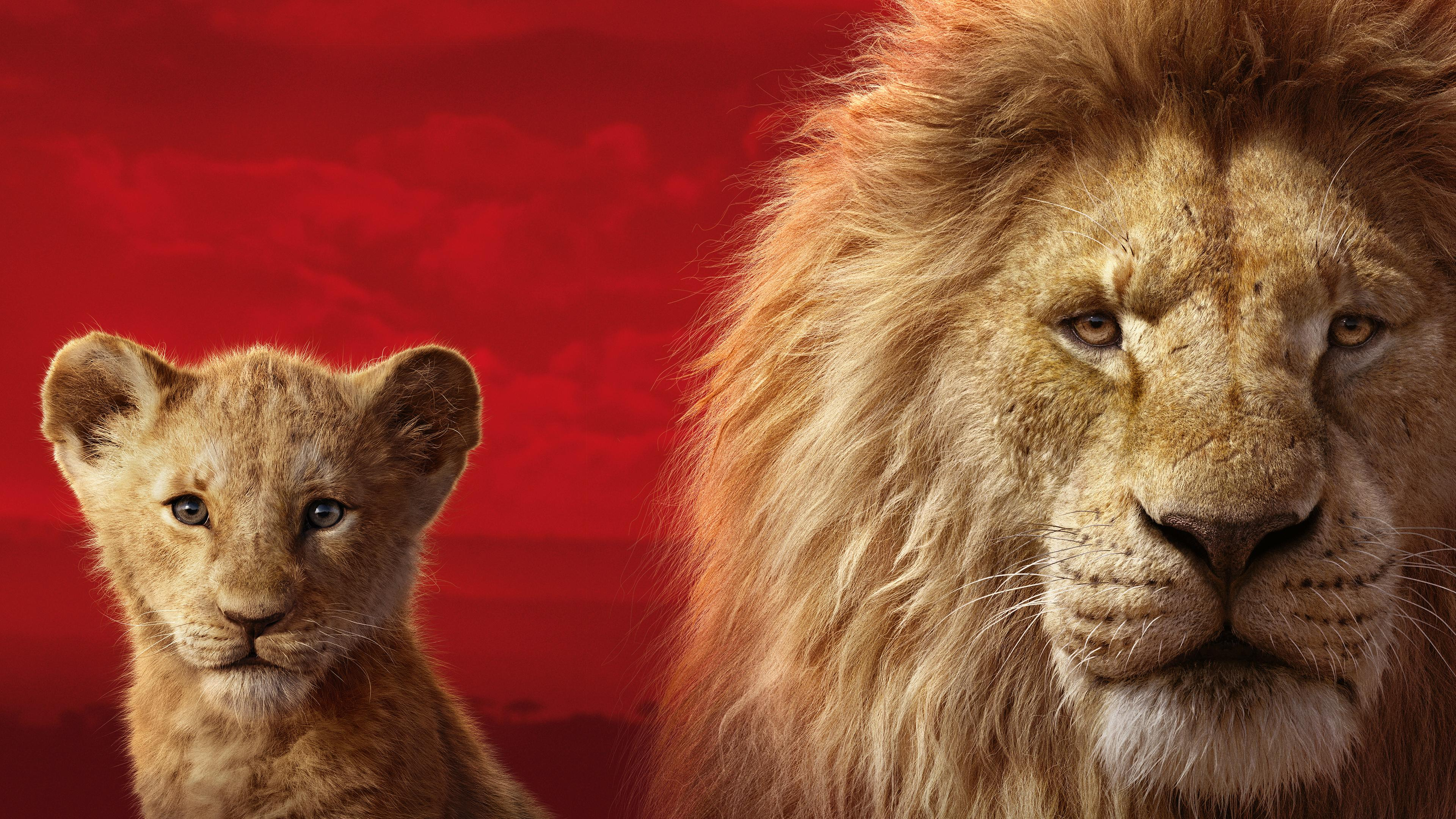 Wallpapers 4k The Lion King 2019 2019 movies wallpapers, 4k