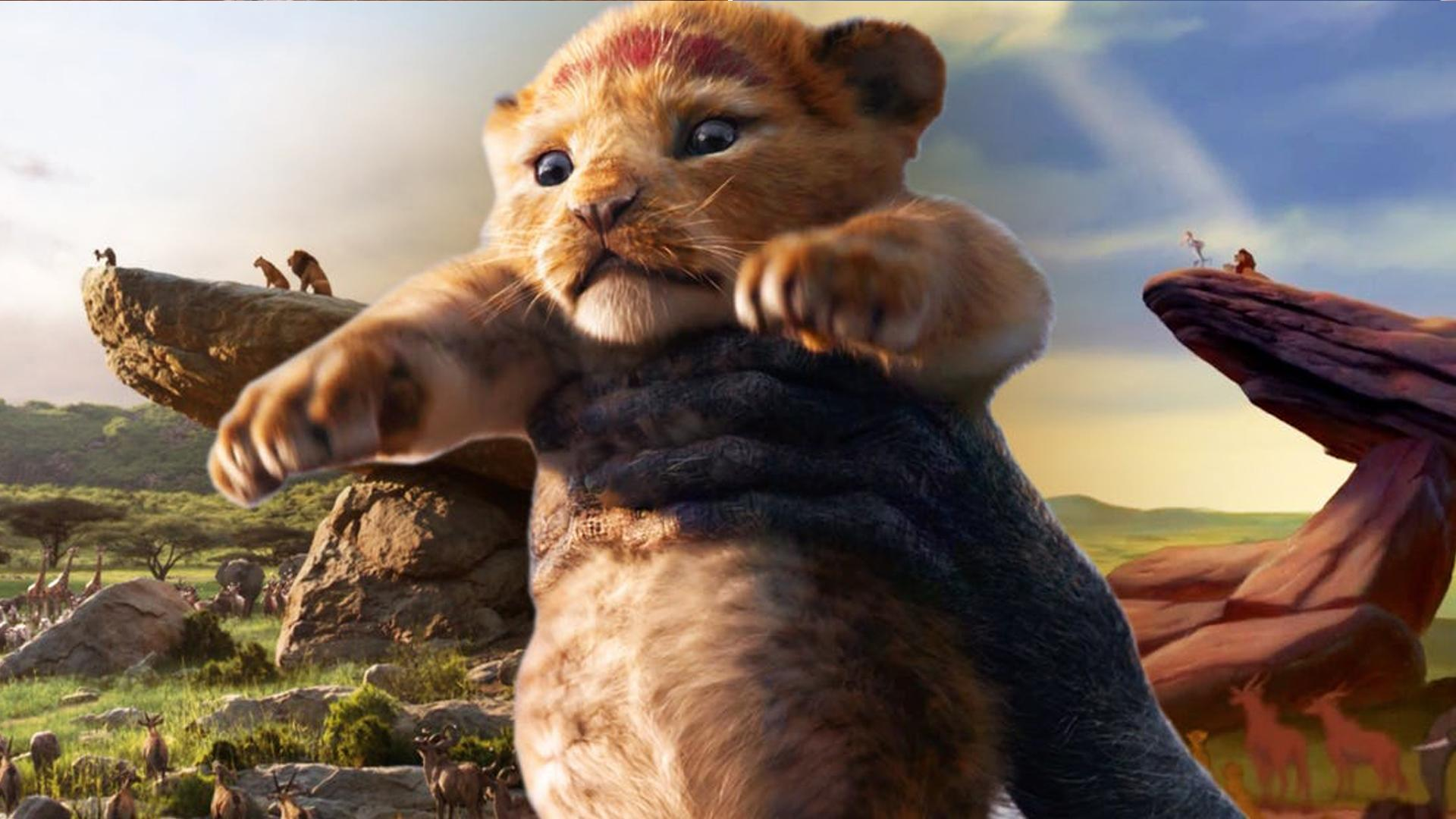 Disney's Upcoming Lion King Remake Pushes The Boundaries Of VR