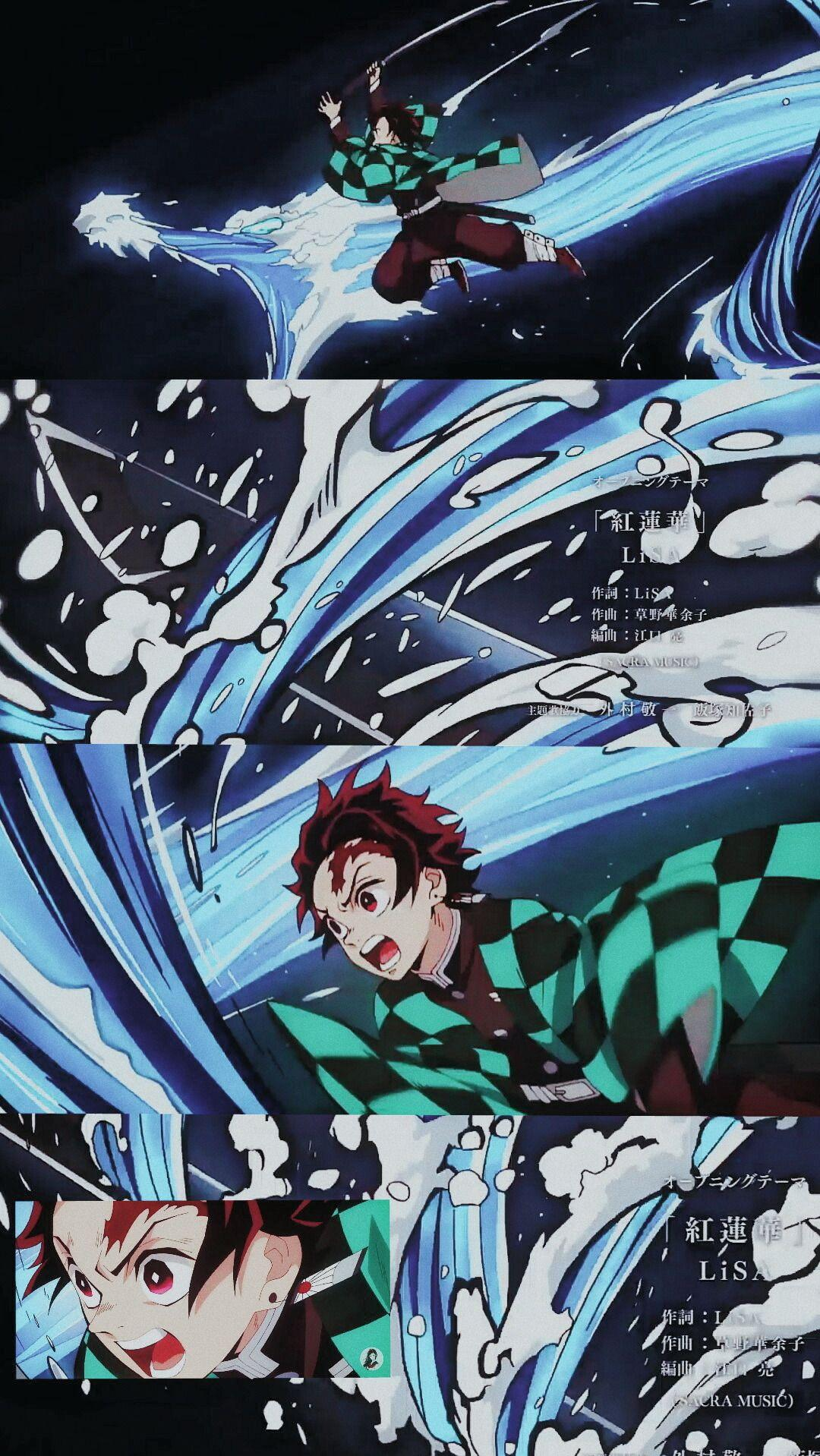 Demon Slayer Kimetsu No Yaiba Wallpapers Wallpaper Cave