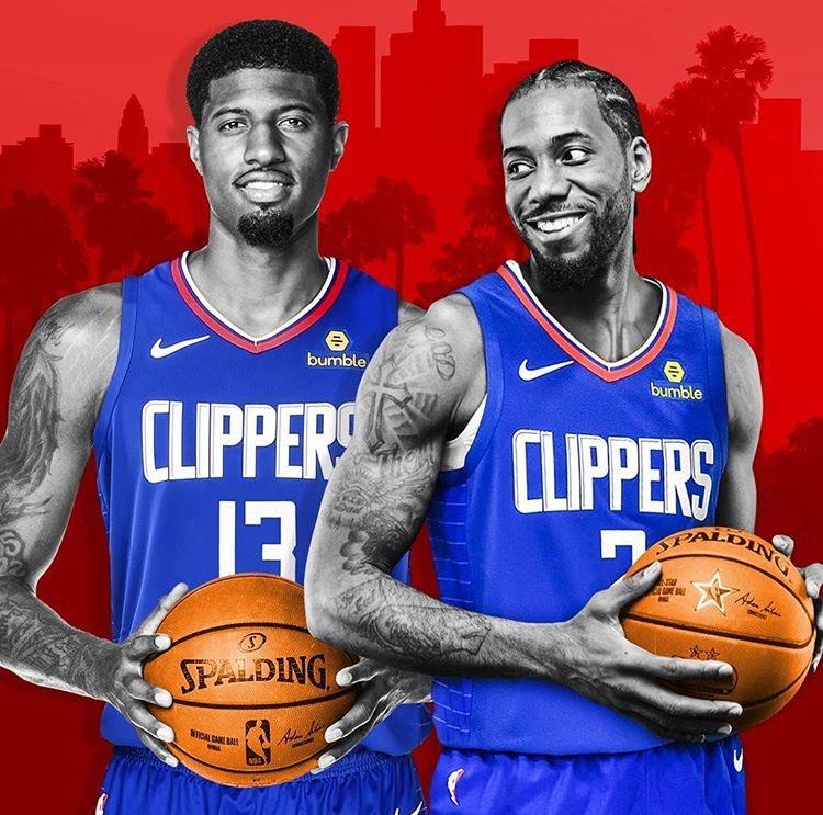 Kawhi Leonard Los Angeles Clippers Wallpapers Wallpaper Cave
