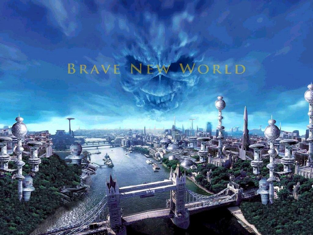 Brave New World Wallpapers Wallpaper Cave